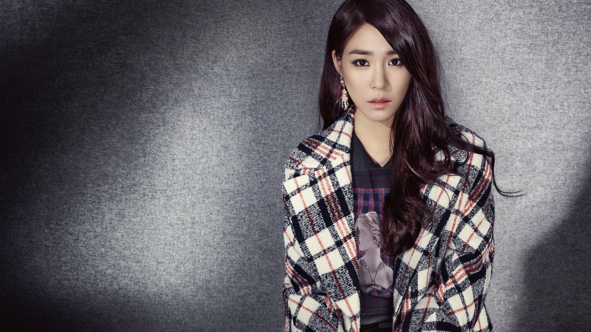 Wallpaper Women Model Long Hair Asian Singer Blue: Tiffany Snsd Wallpapers (68+ Images