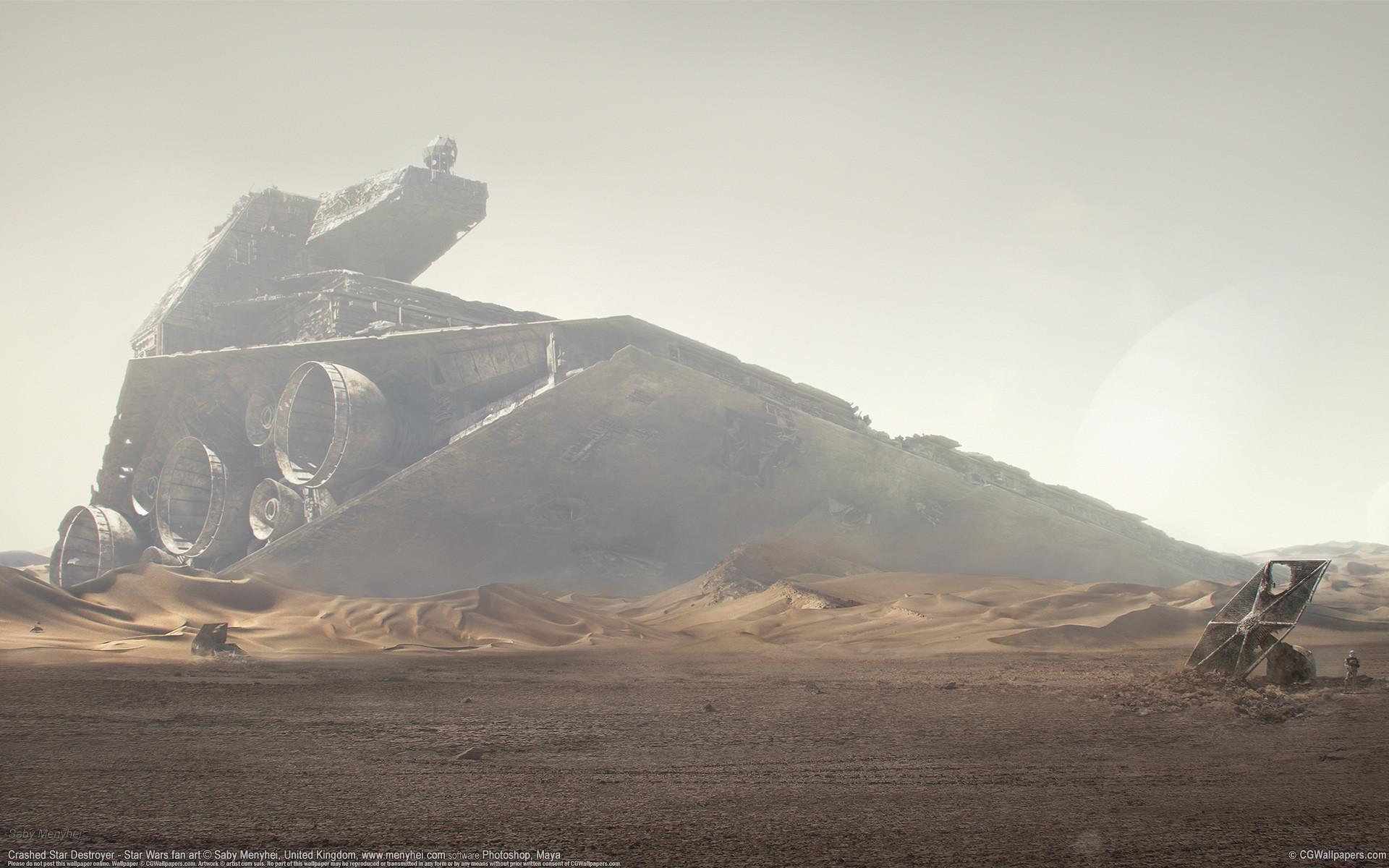Star wars landscape wallpaper 70 images - Paysage star wars ...