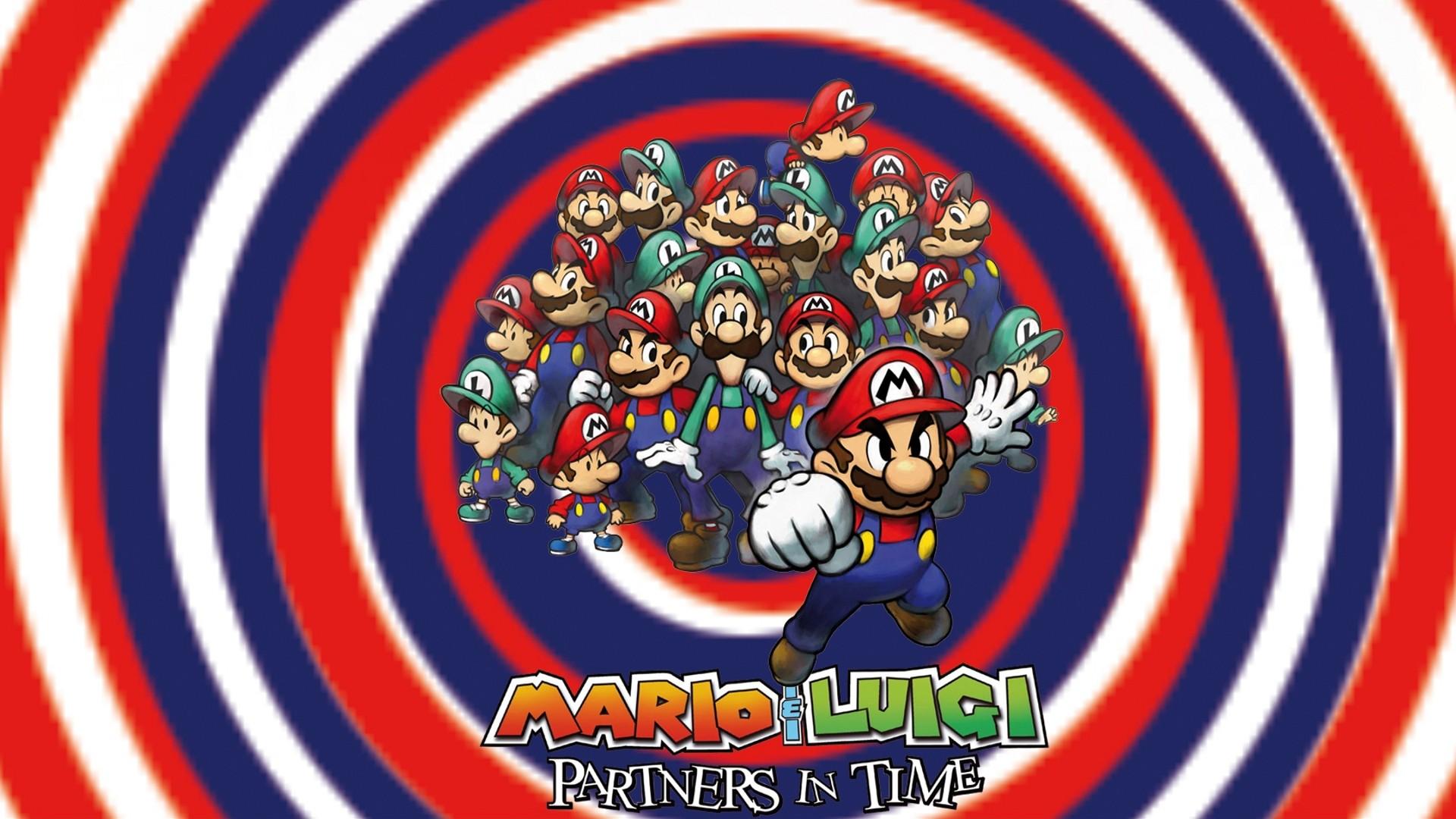 Mario And Luigi Wallpaper Hd 64 Images