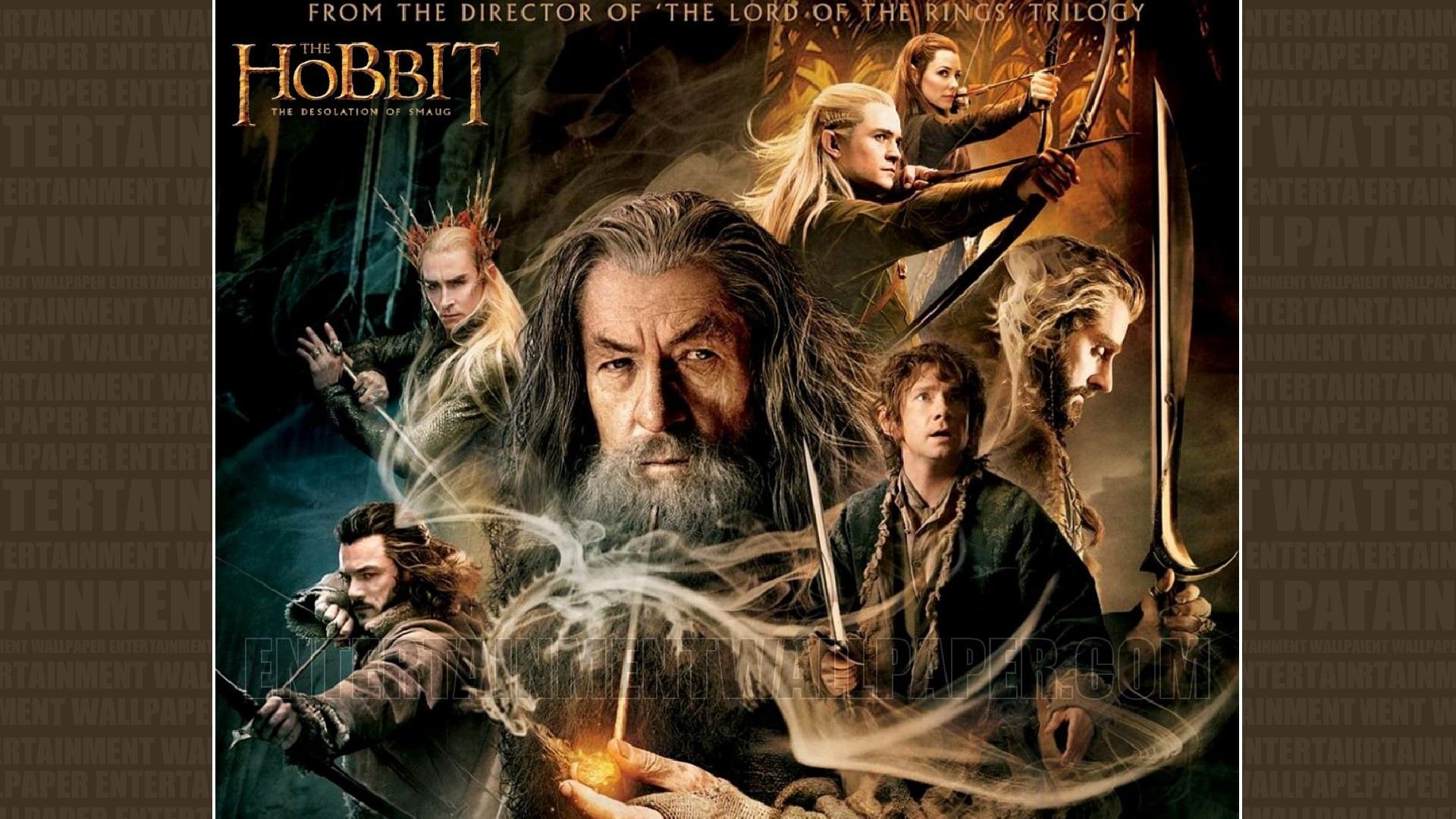 1920x1080 The Hobbit The Desolation of Smaug Wallpaper