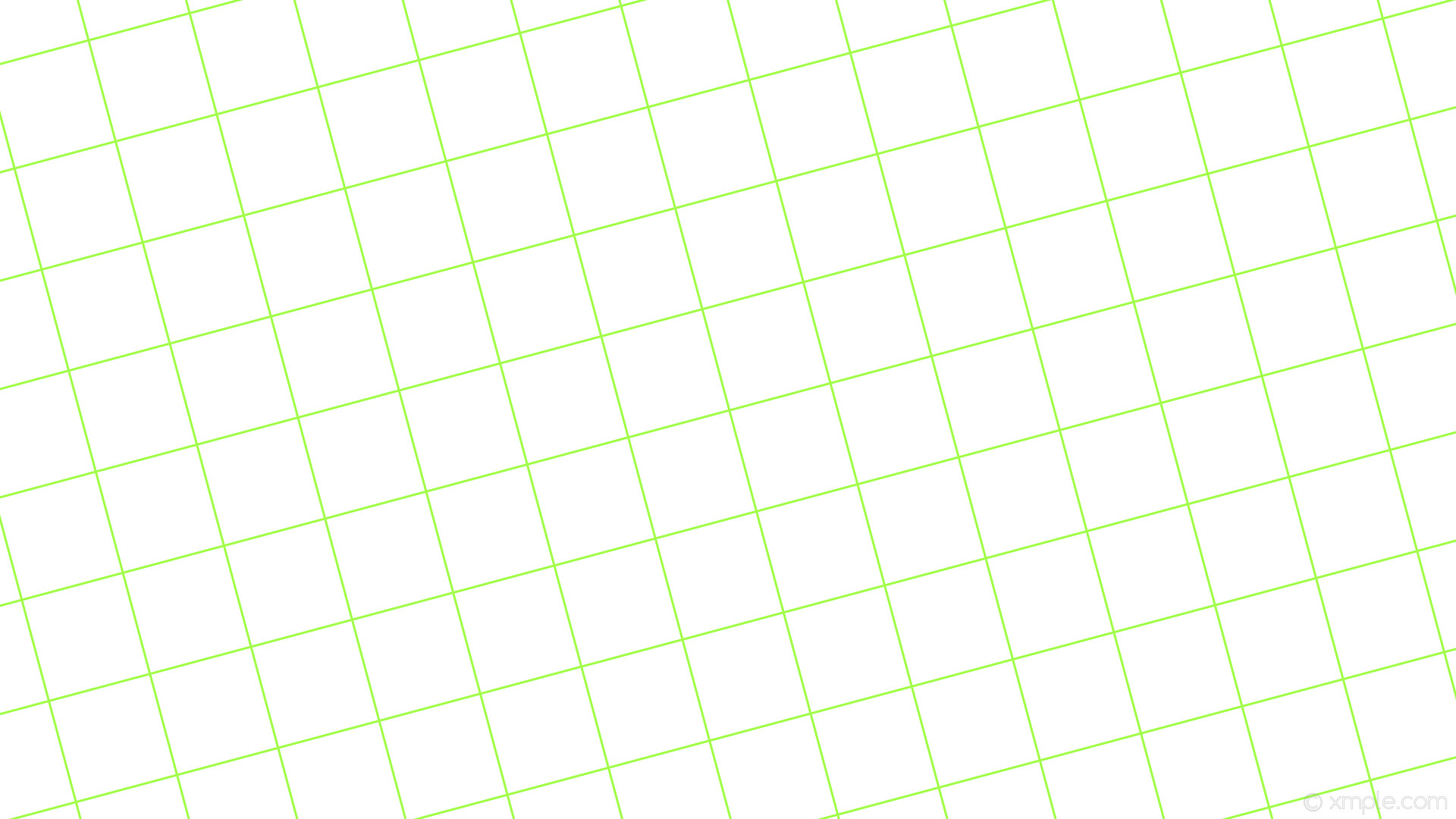 1920x1080 wallpaper graph paper green white grid lawn green #ffffff #7cfc00 15° 3px  138px