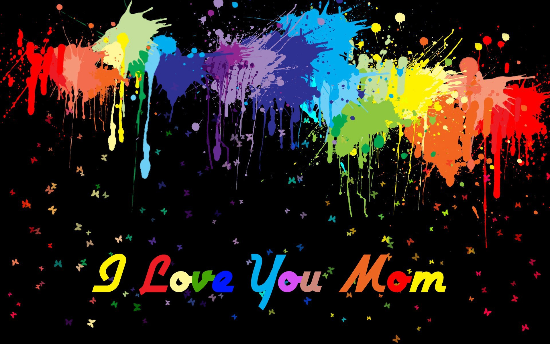 1920x1200 Best Moment for Opinion I Love U Mom Candace and i love u mommy