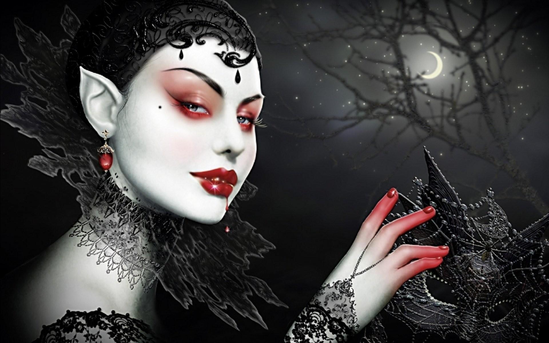 Female Vampire Wallpaper (67+ images)