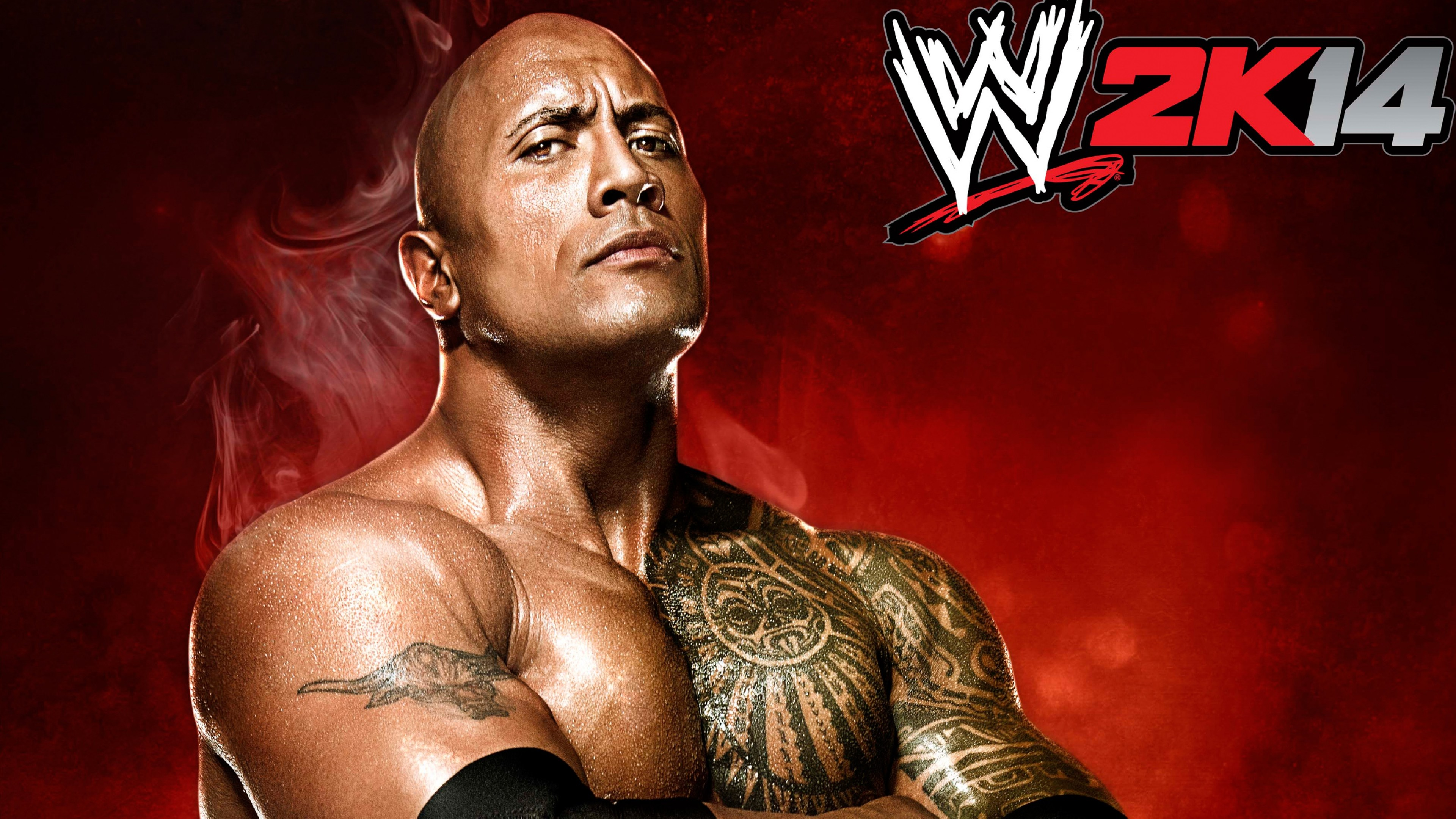 3840x2160 Preview wallpaper wwe, world wrestling entertainment, inc, american  company, wrestling