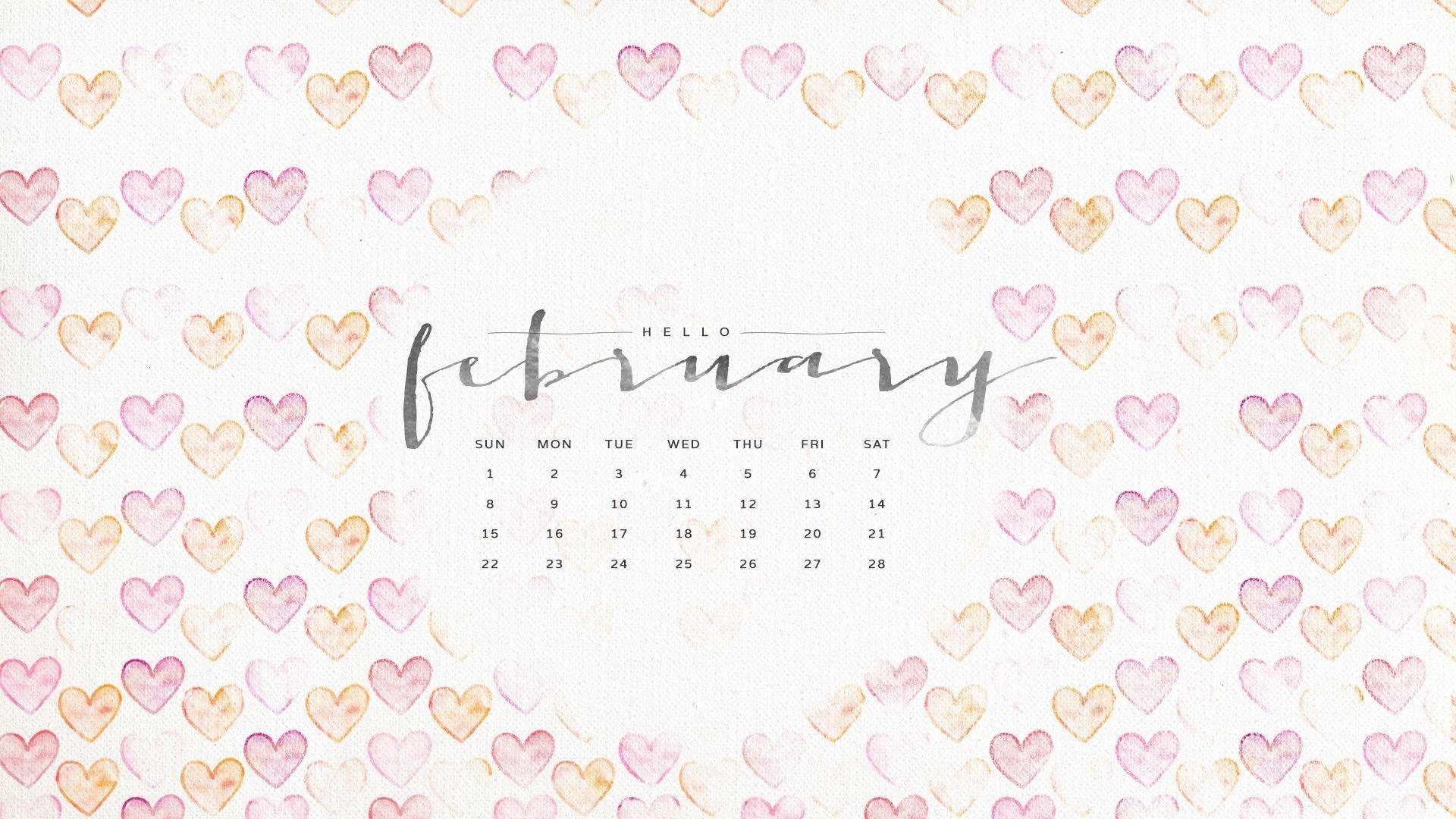Desktop Wallpaper Calendar 2018 (59+ images)