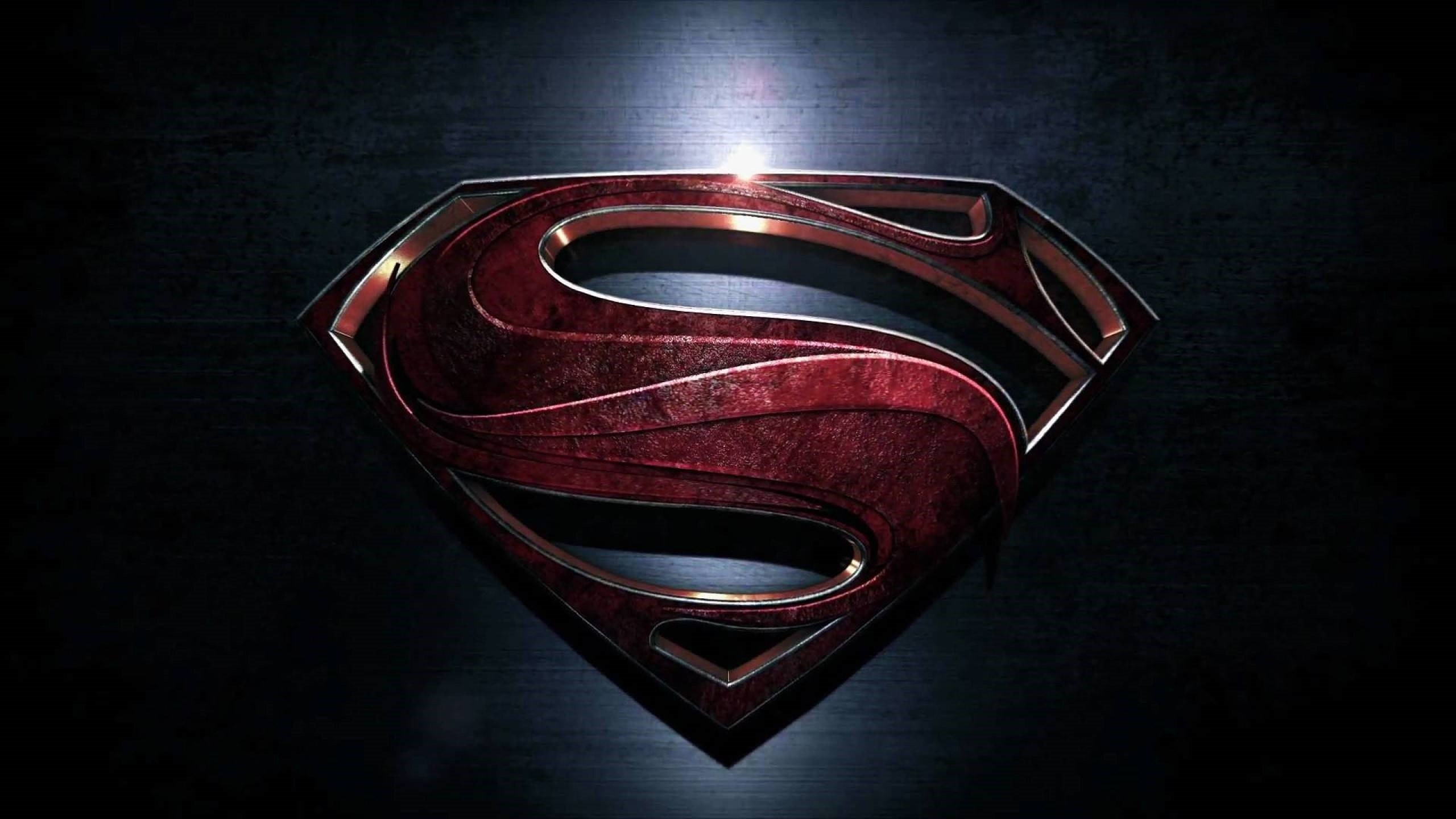 2560x1440 Desktop Backgrounds: Superman, by Kip Ziebarth,