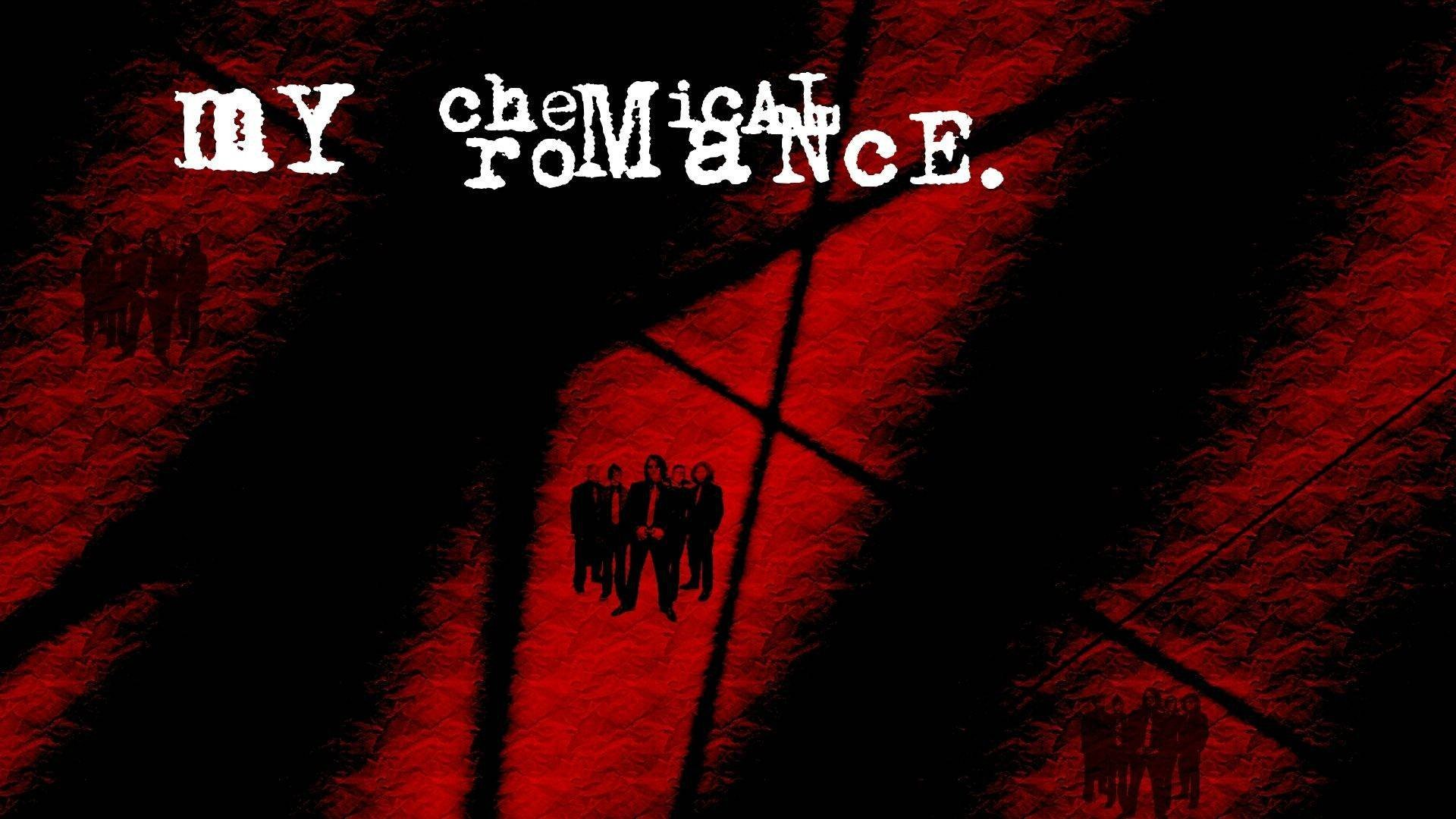 1920x1080 My-Chemical-Romance-HD-Background