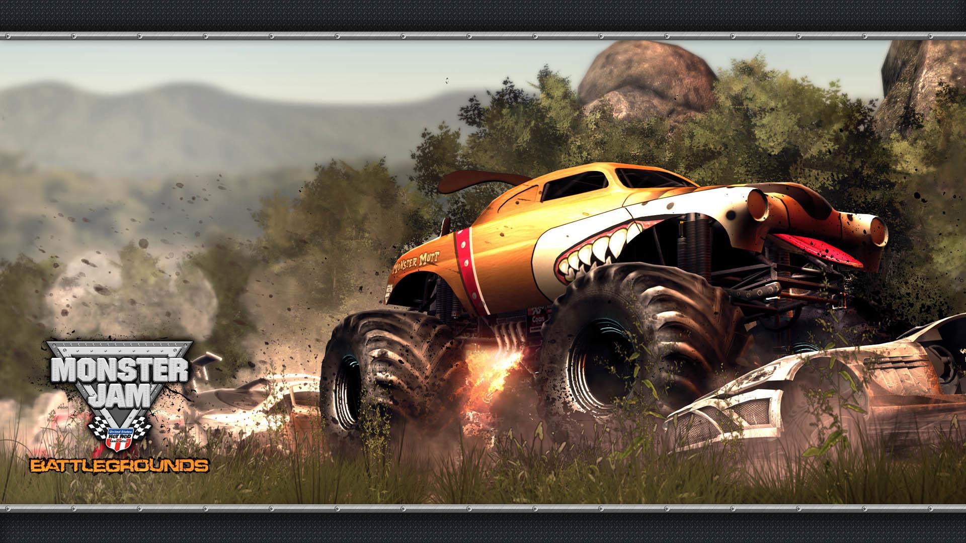Dodge 4x4 Trucks >> Monster Jam Wallpaper Desktop (51+ images)
