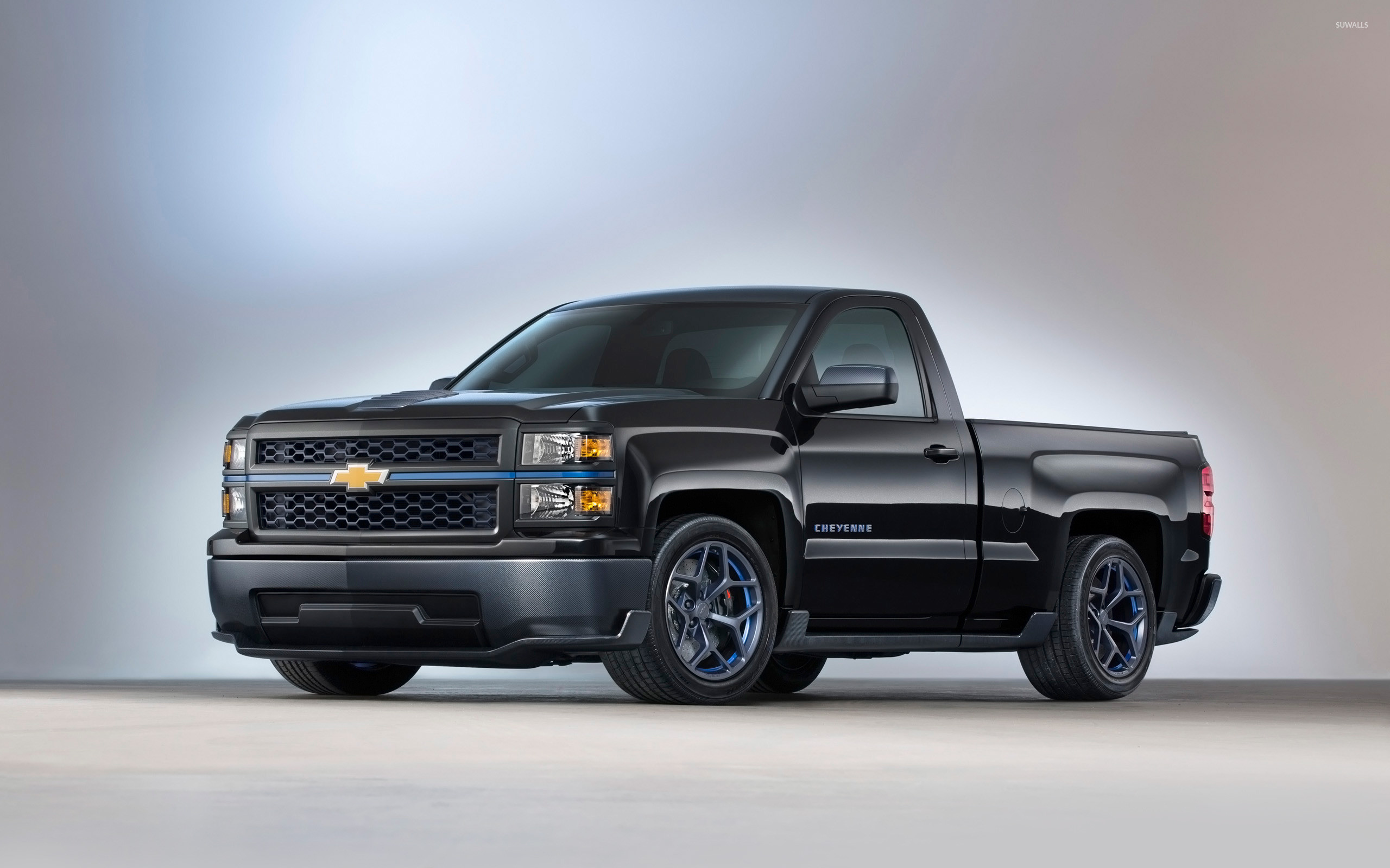 2560x1600 2014 Chevrolet Silverado wallpaper - Car wallpapers - #25347