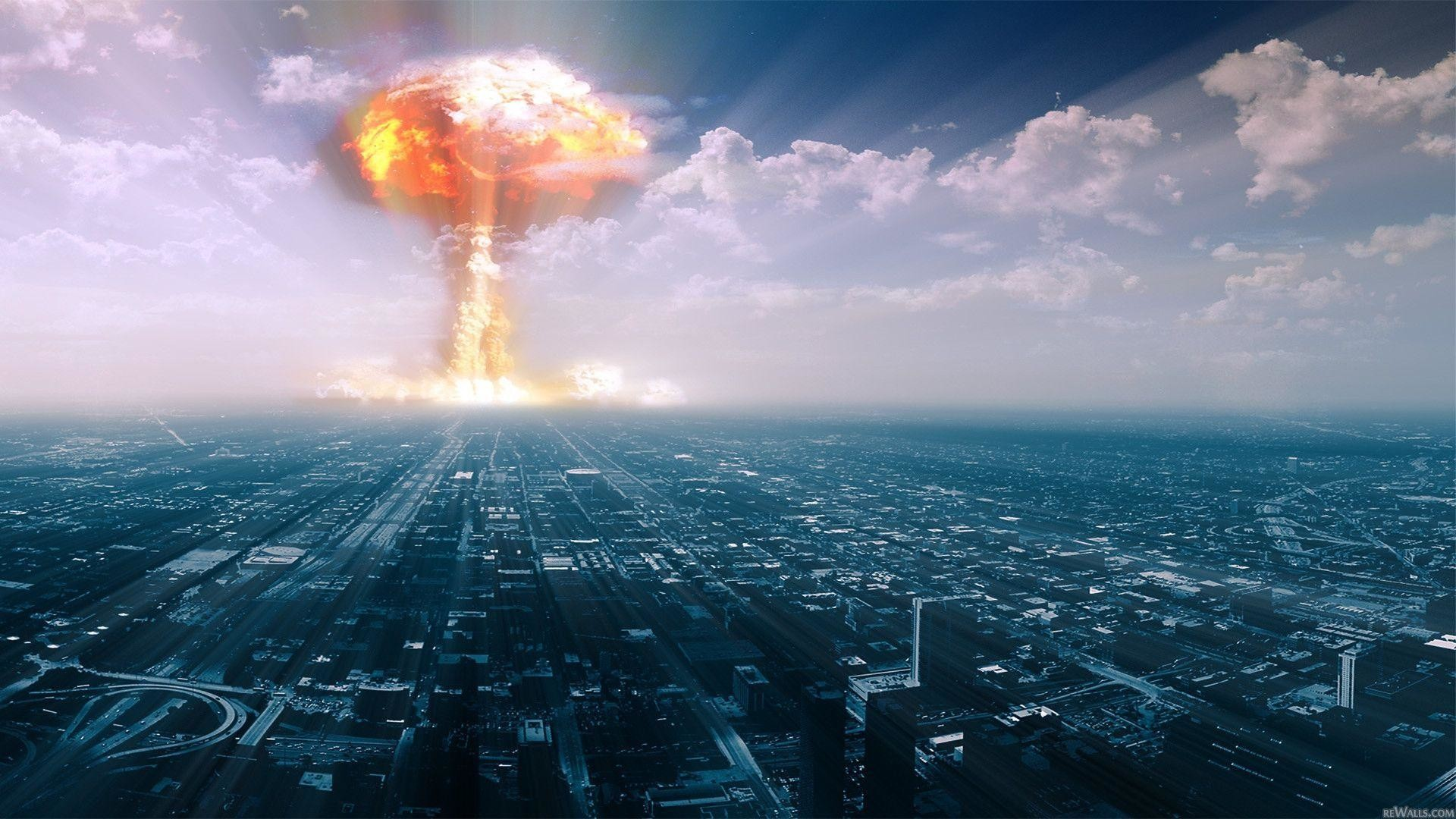 1920x1080 Atomic Bomb Wallpaper HD - WallpaperSafari