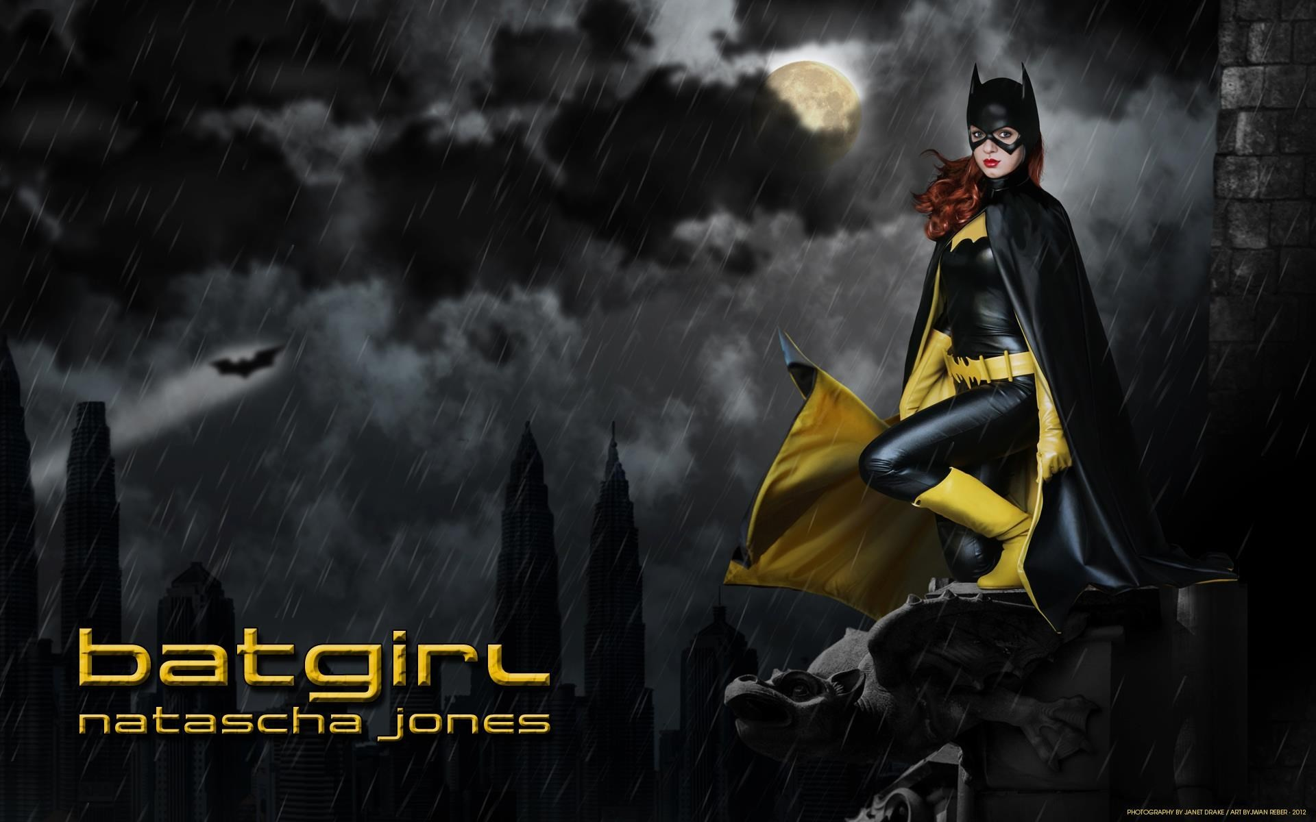 1920x1200 free pictures batgirl - batgirl category