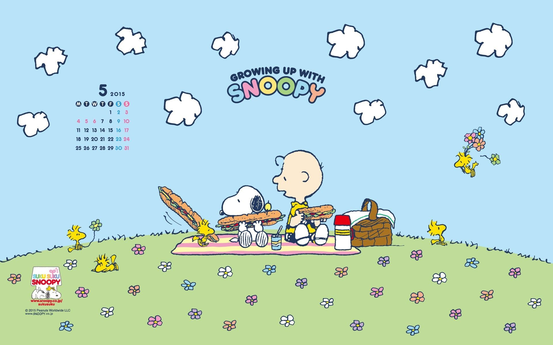 1920x1200 Res: 1920x1280, Snoopy Wallpaper ...