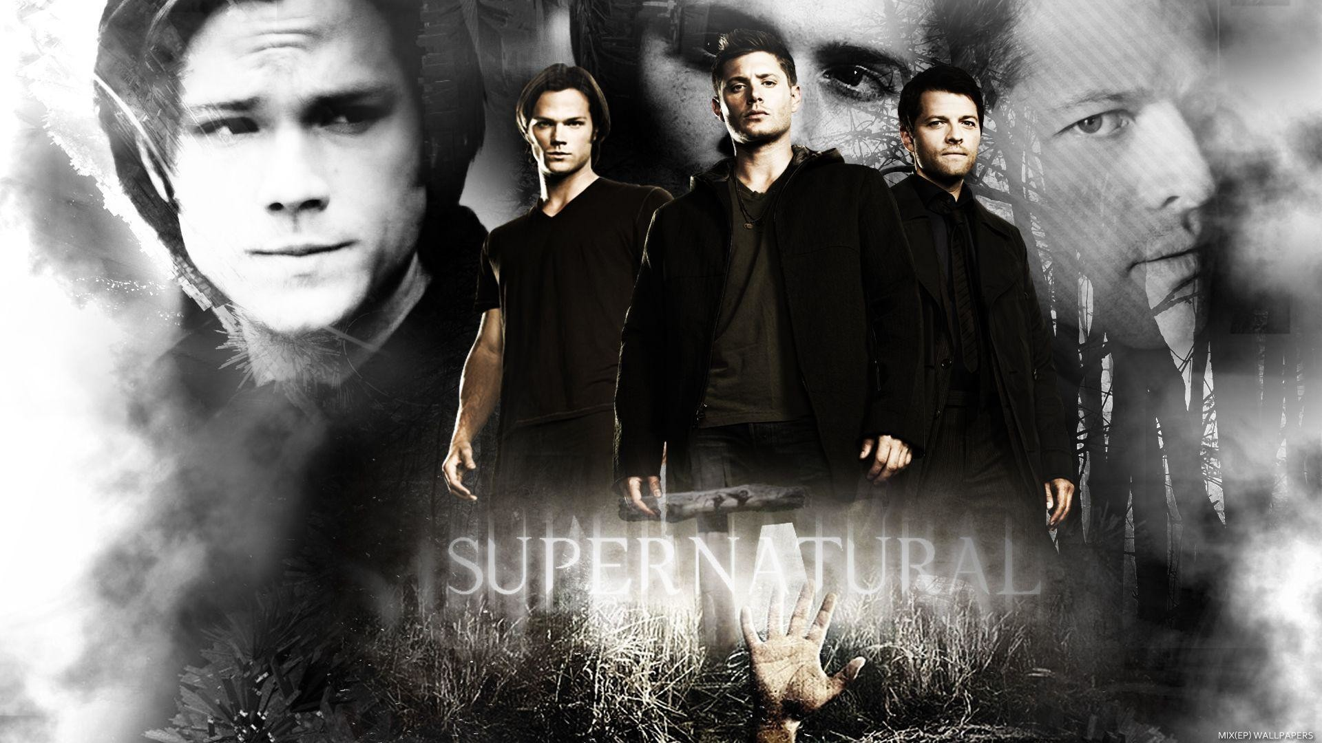 1920x1080 Images For > Supernatural Desktop Wallpaper Sam Dean Castiel