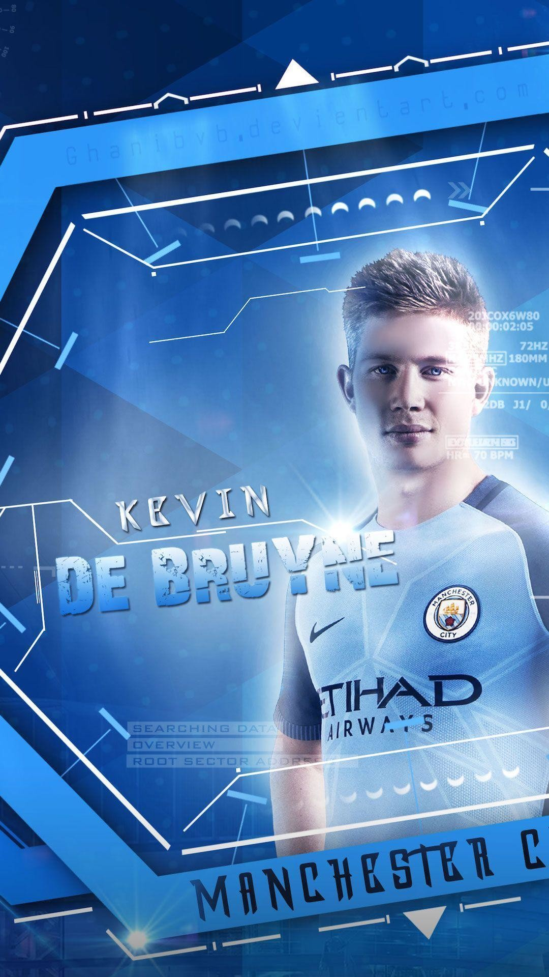 1080x1920 Kevin De Bruyne Manchester City iPhone Wallpaper - Wallpapers iPhone