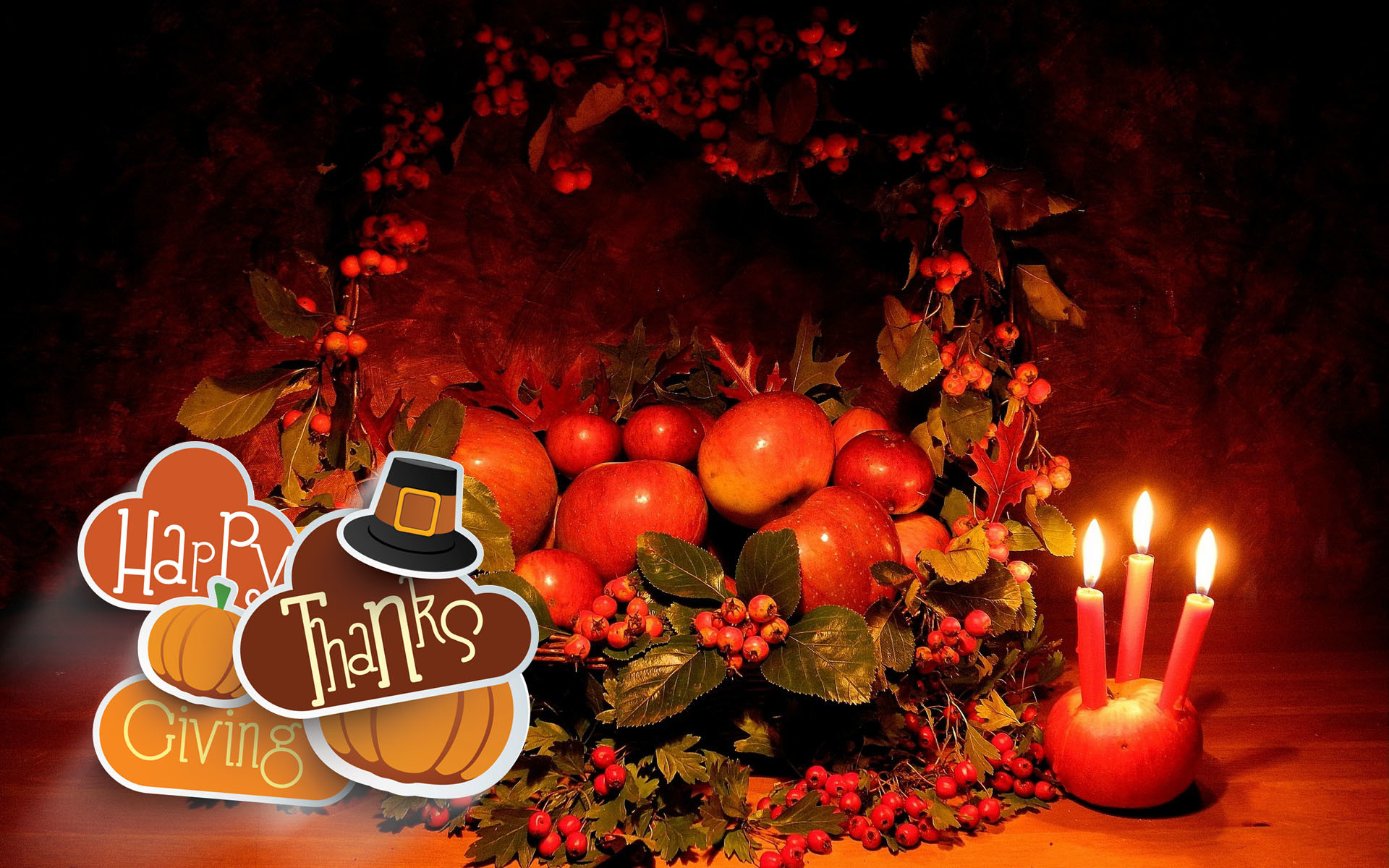 1920x1200 ... Beautiful Thanksgiving Background Images Wallpapers 2017 ...