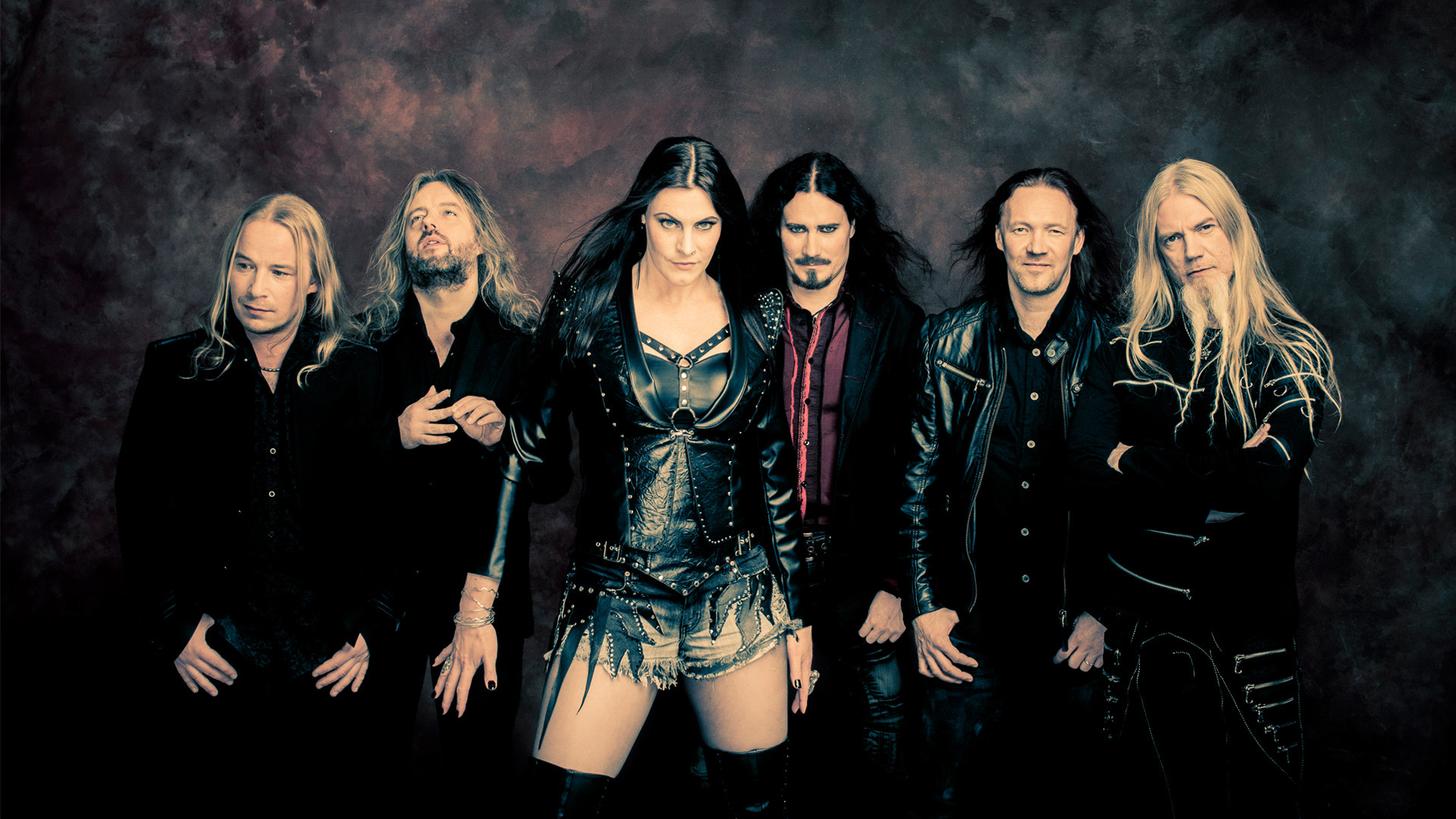 1920x1080 Nightwish Music Band Wallpaper - DreamLoveWallpapers