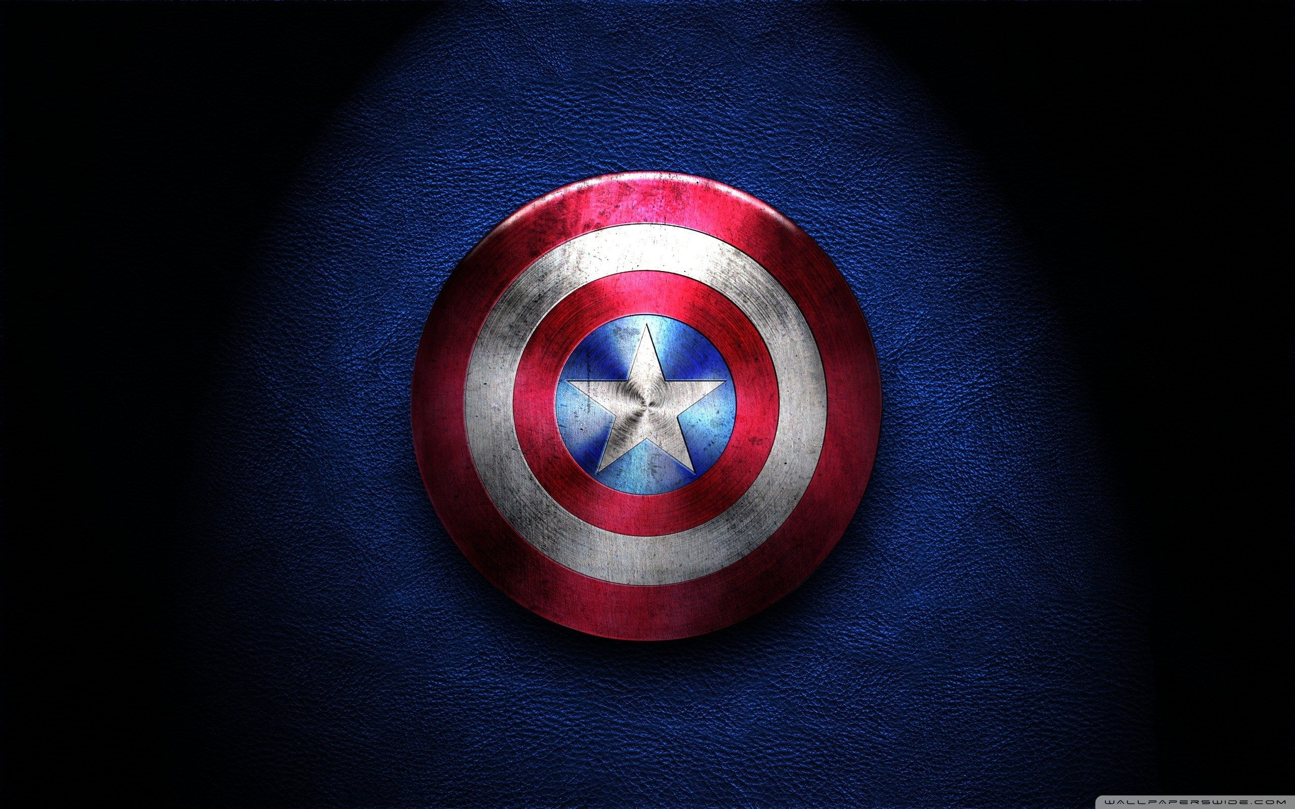 2560x1600 Captain America Shield HD Wide Wallpaper for Widescreen