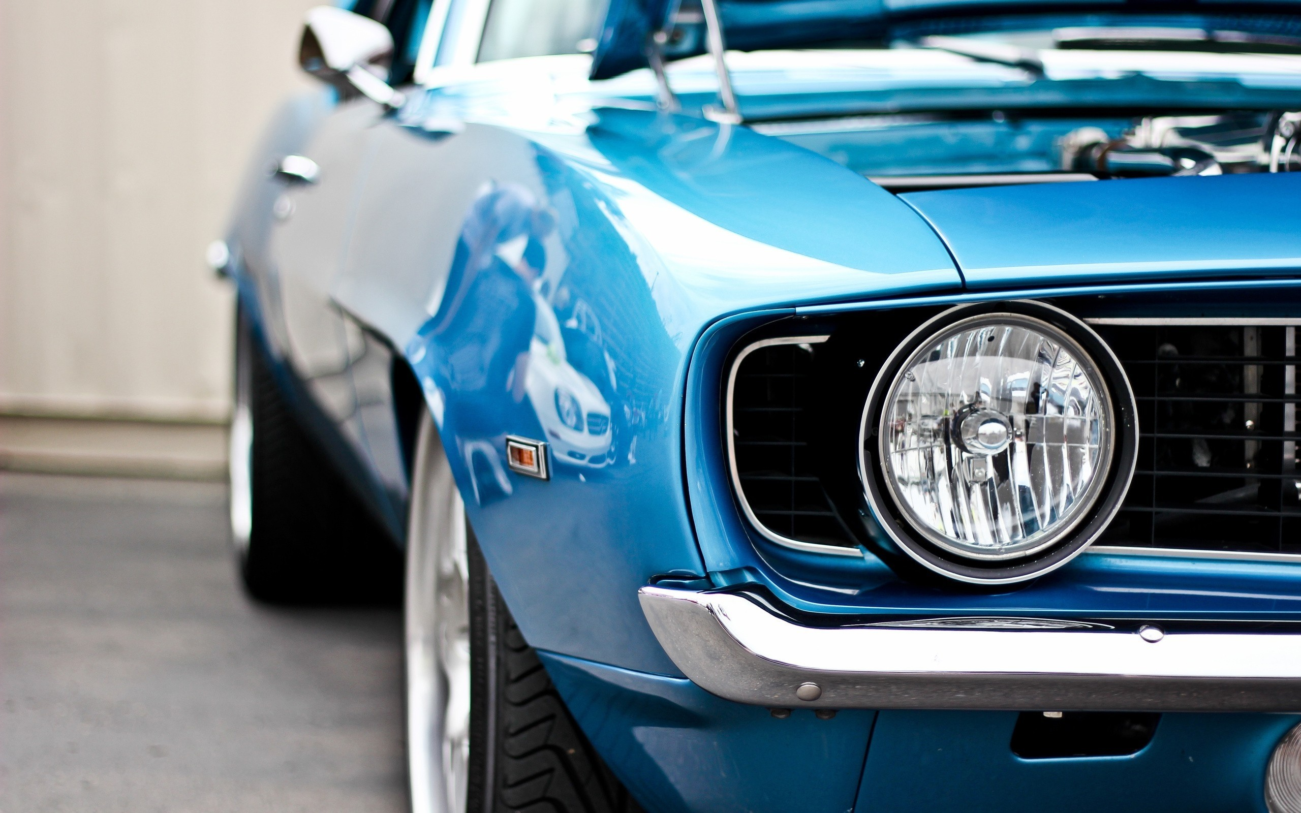 2560x1600 Wallpaper: Ford Mustang Muscle Car