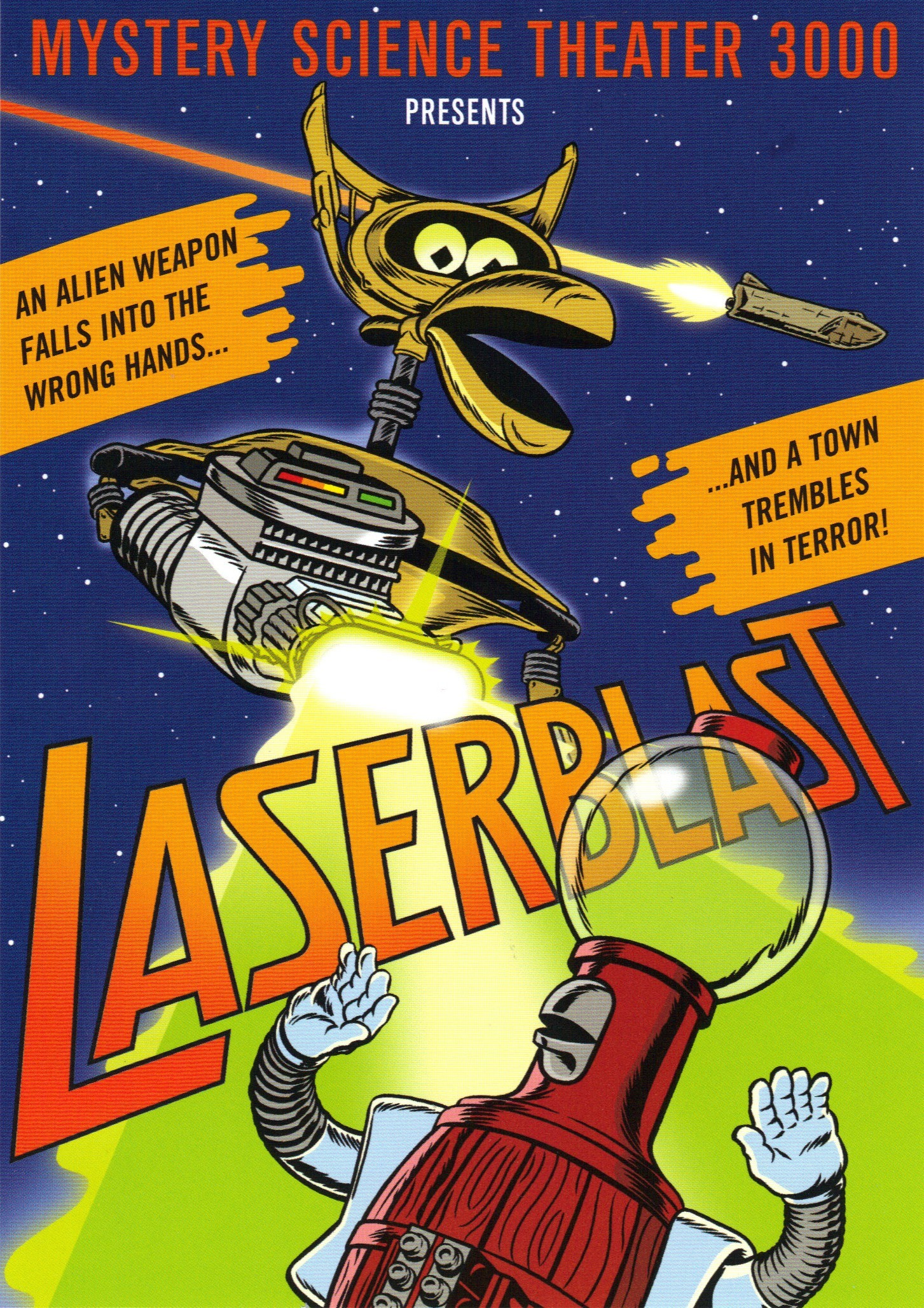 1453x2057 1043x1460 Mystery Science Theater 3000: 25th Anniversary Edition | DVD  Review .