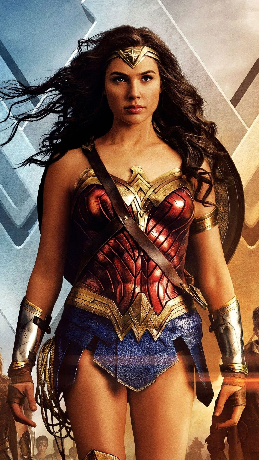 1080x1920 Wonder Woman Wallpaper Gal Gadot - Best iPhone Wallpaper