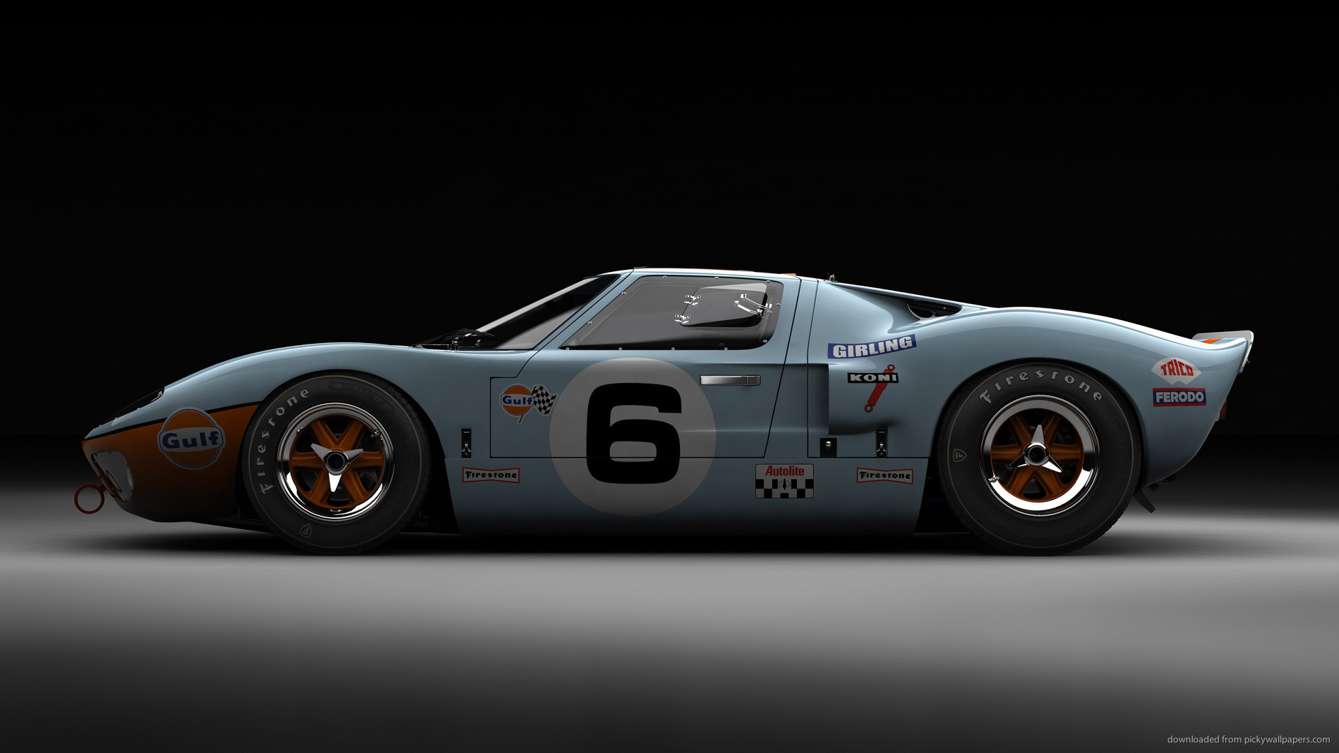 2018 Ford Gt40 Wallpaper 66 Images