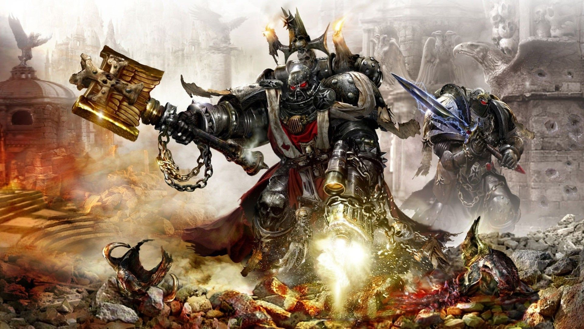 best warhammer 40k wallpapers (69+ images)