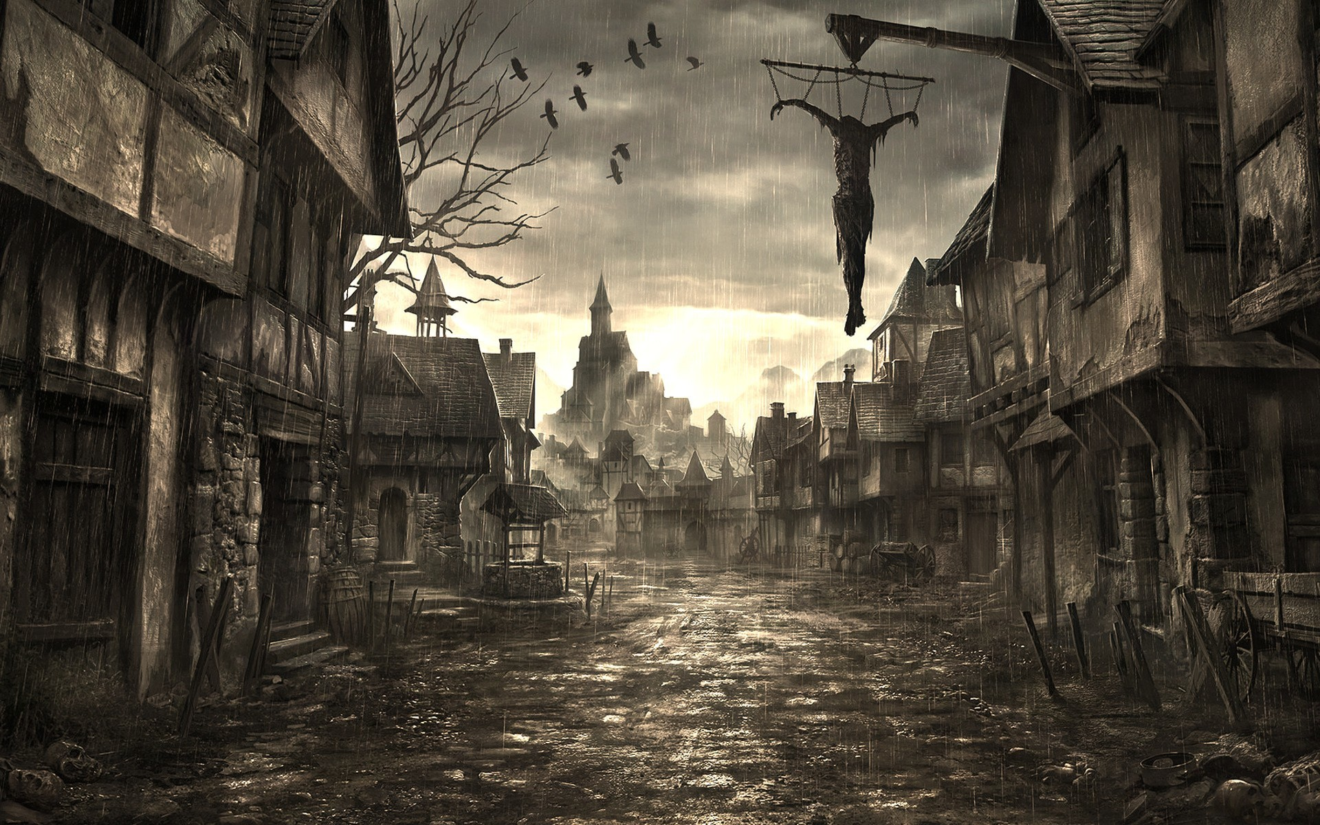 1920x1200 Creepy HD Wallpaper | Background Image |  | ID:387243 - Wallpaper  Abyss