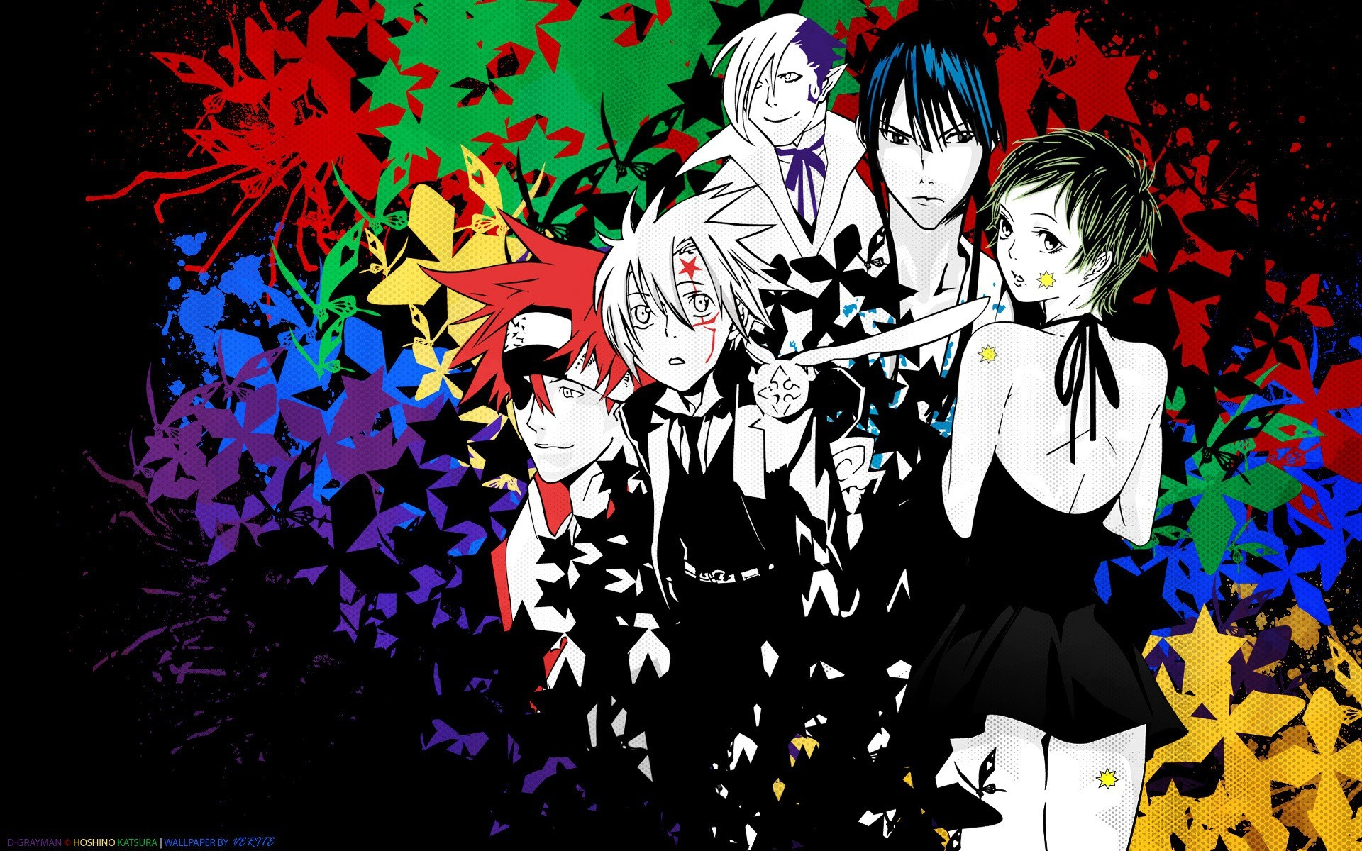 1920x1200 D.Gray-man HD Wallpaper | Background Image |  | ID:118347 -  Wallpaper Abyss