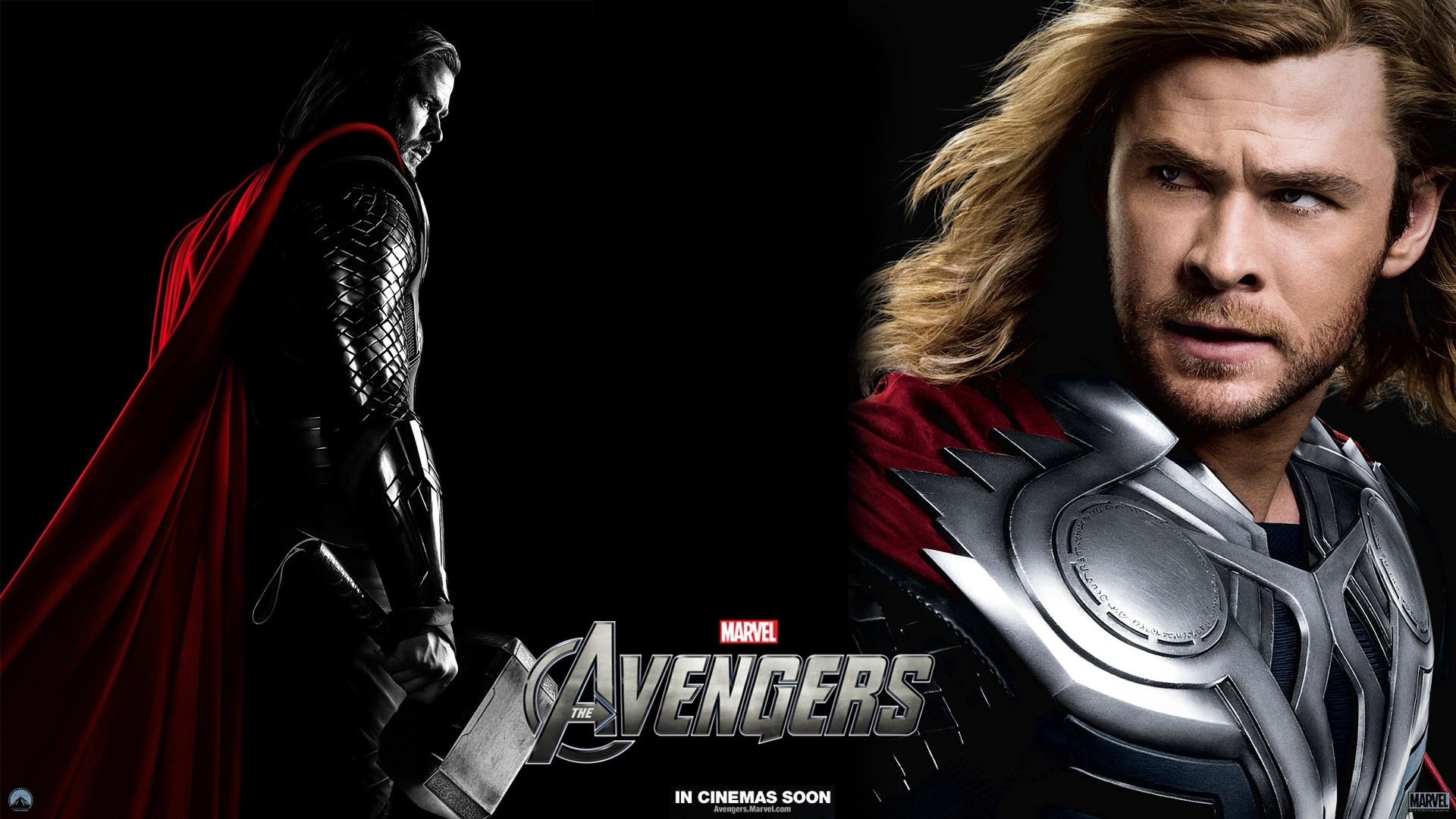 1920x1080 the avengers thor askilletpanhead