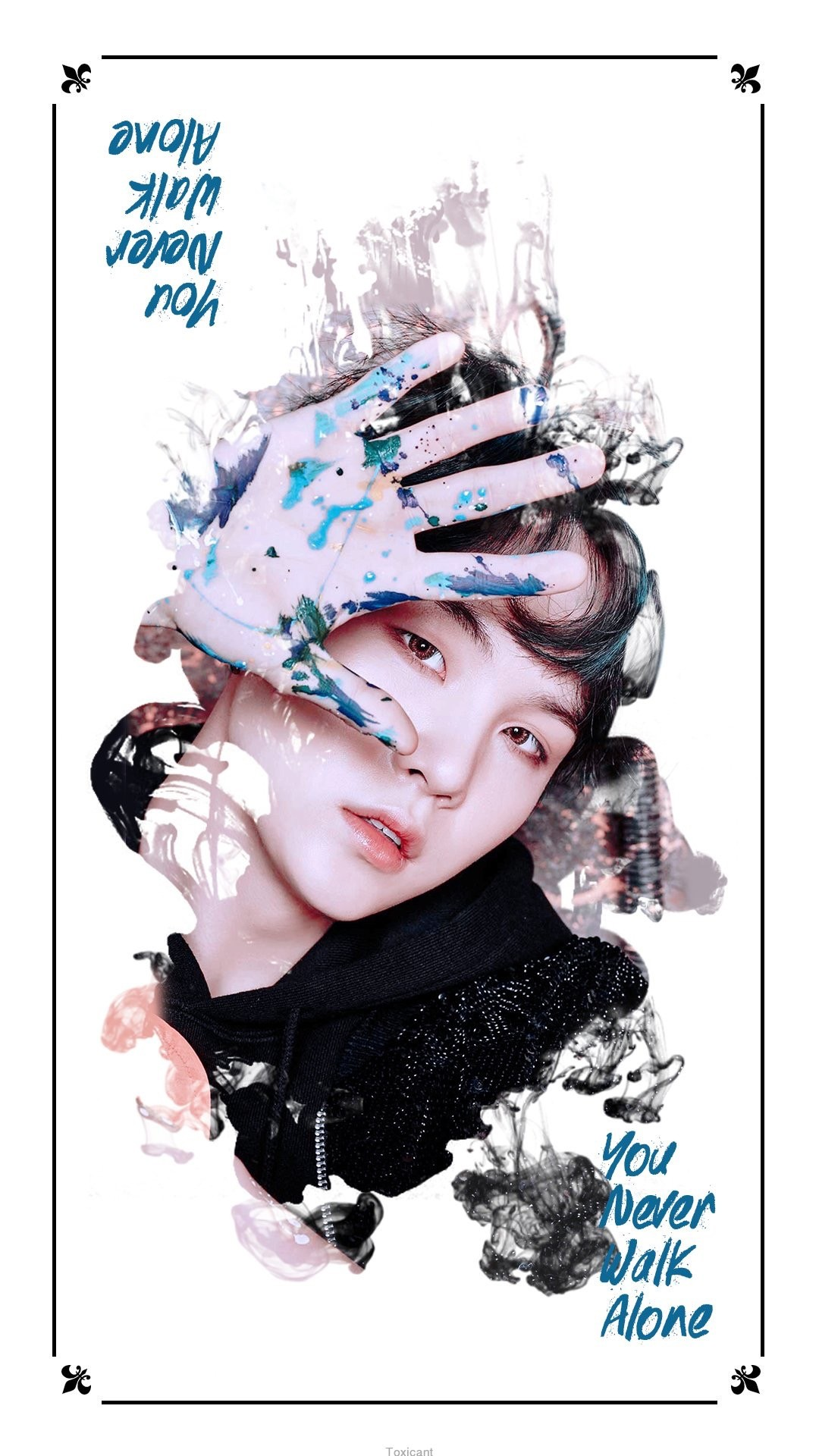 1080x1920 Read BTS You Never Walk Alone WP from the story BTS Wallpapers by snoowy_  (α r r ι є) with 649 reads.