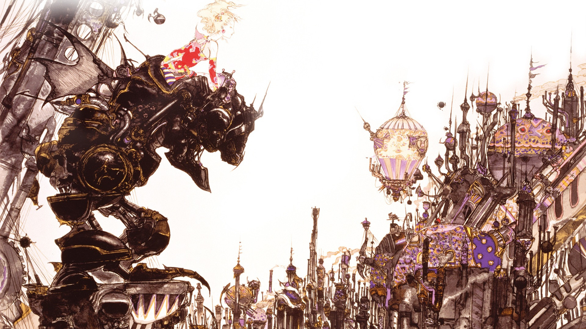1920x1080 Final Fantasy III HD Wallpaper | Hintergrund |  | ID:520974 -  Wallpaper Abyss