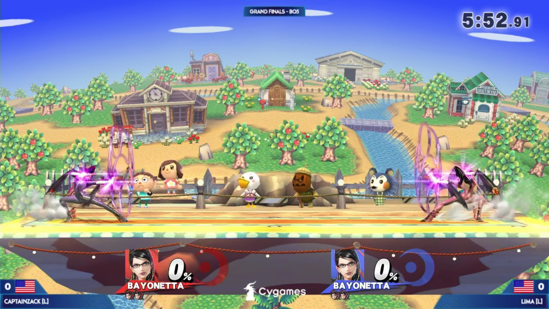 1920x1080 Super Smash Bros 4 Finals at EVO 2018 was a Complete Disaster