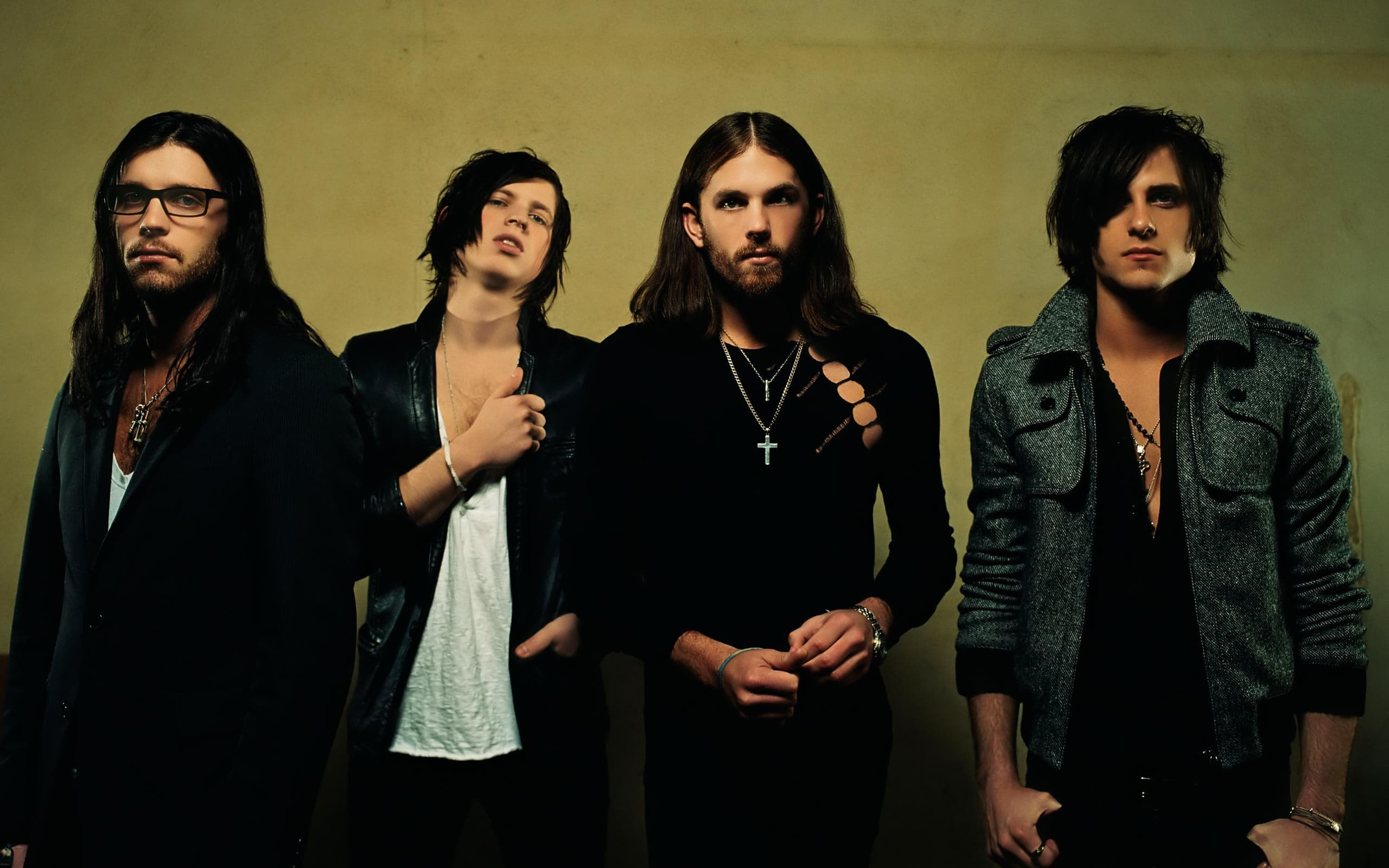 2560x1600 Kings of Leon Wallpapers Kings of Leon widescreen wallpapers