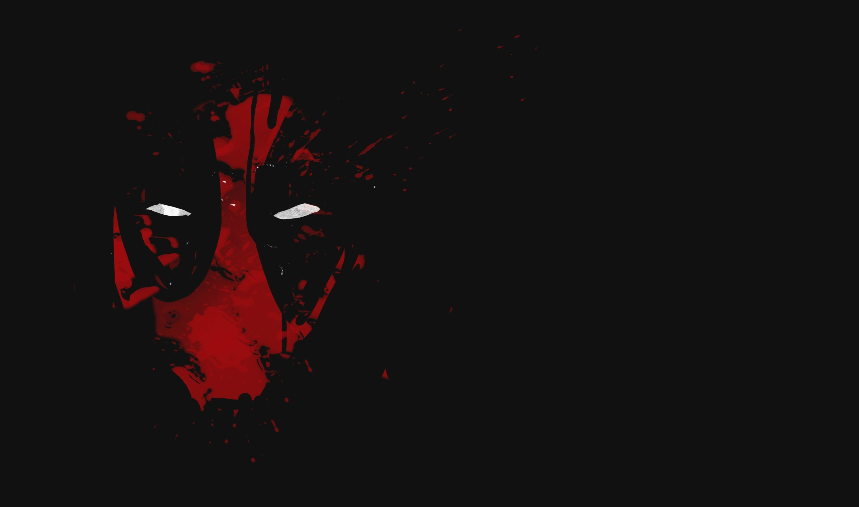 2755x1627 Deadpool movie Desktop