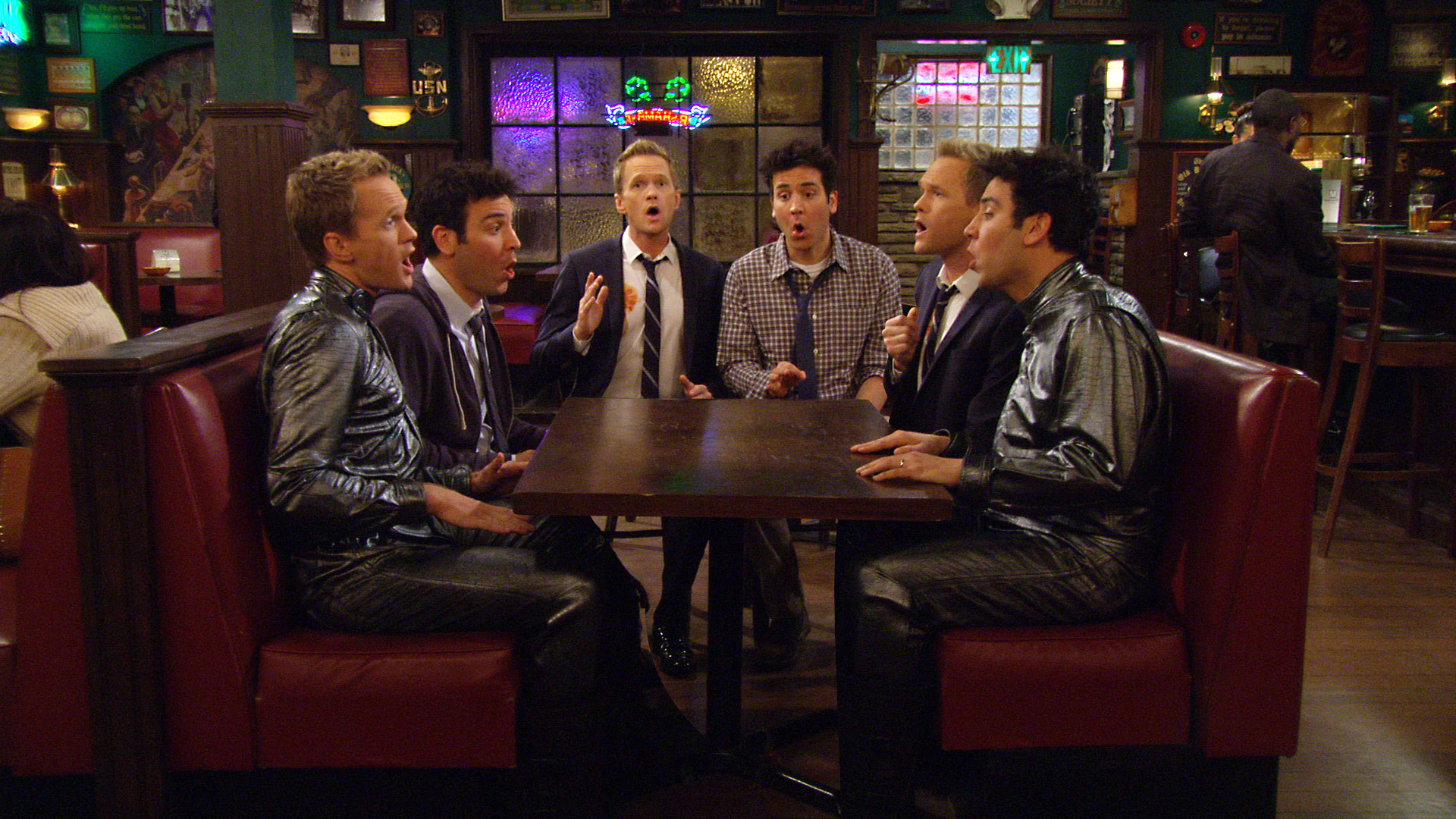 1920x1080 How I Met Your Mother 'TIme Travelers' review: 45 days until we meet The  Mother - NoWhiteNoise