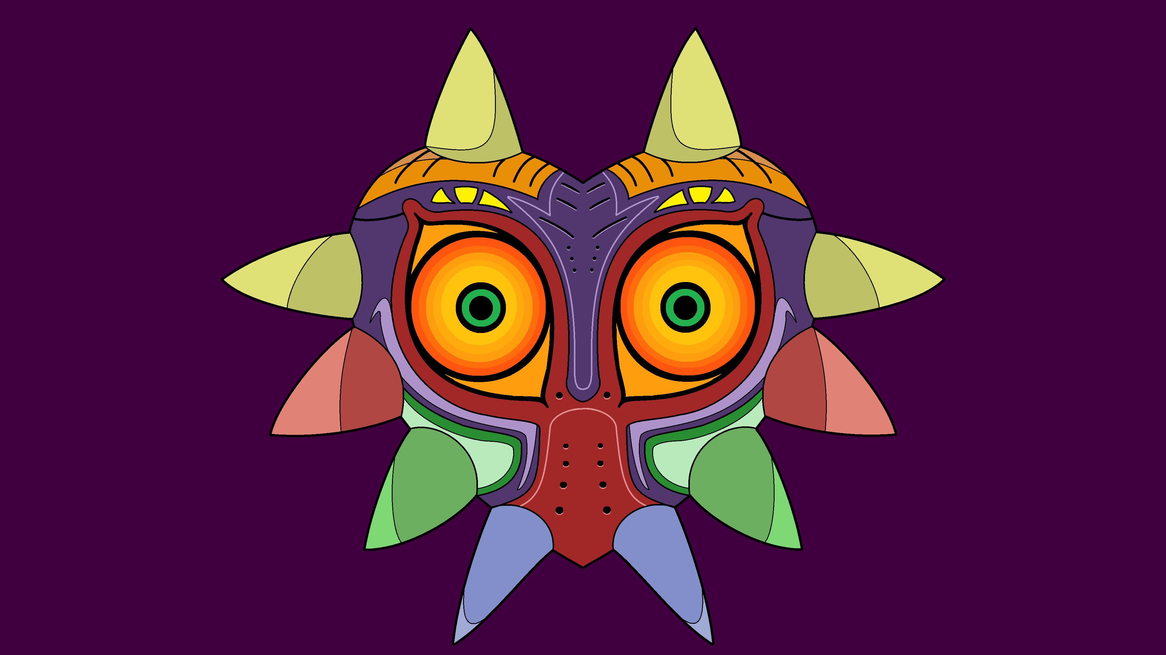 Majoras Mask Wallpaper (81+ images)