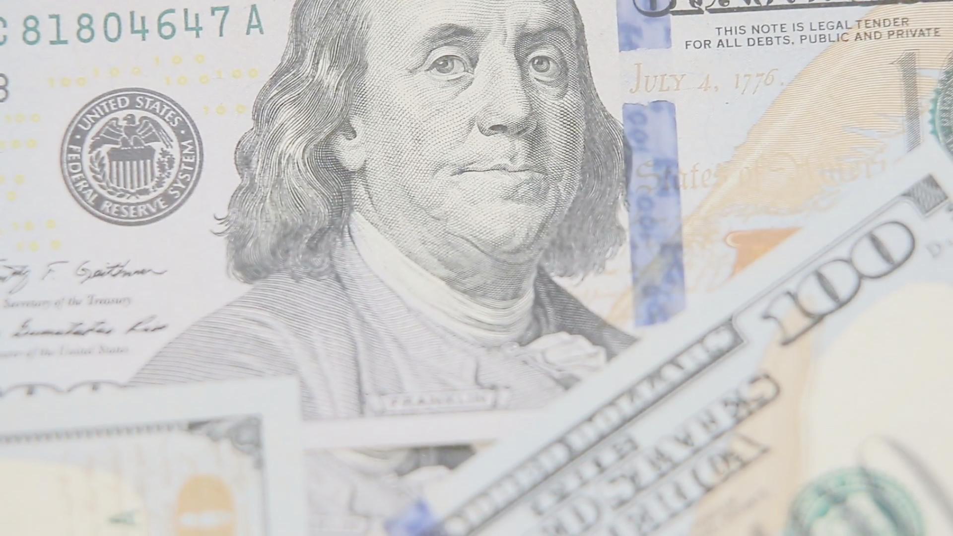 1920x1272 Money Background