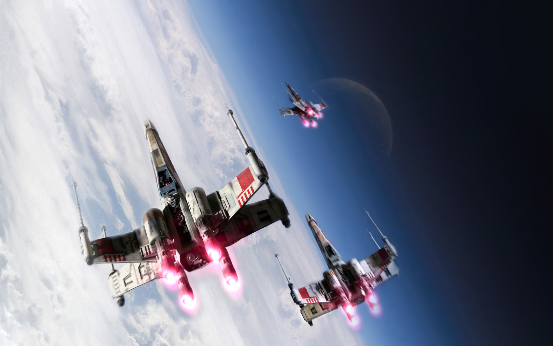 1920x1200 Guess what's coming next for X-wing – NEW Star fighters we're unveiled by  FFG, come see! Checkout X-Wing Wave 7 from this year's Star Wars …