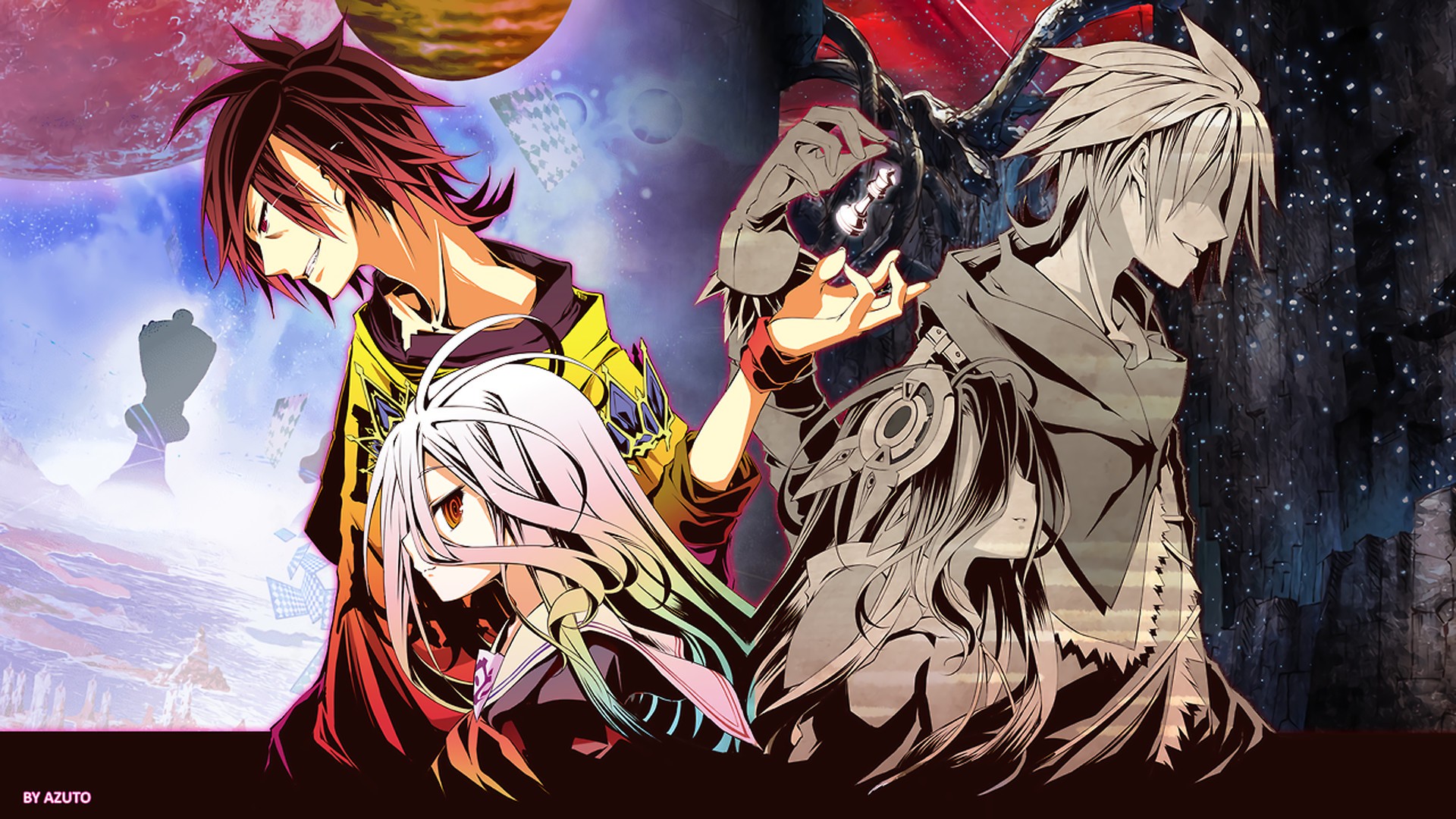No Game No Life Wallpapers (87+ images)