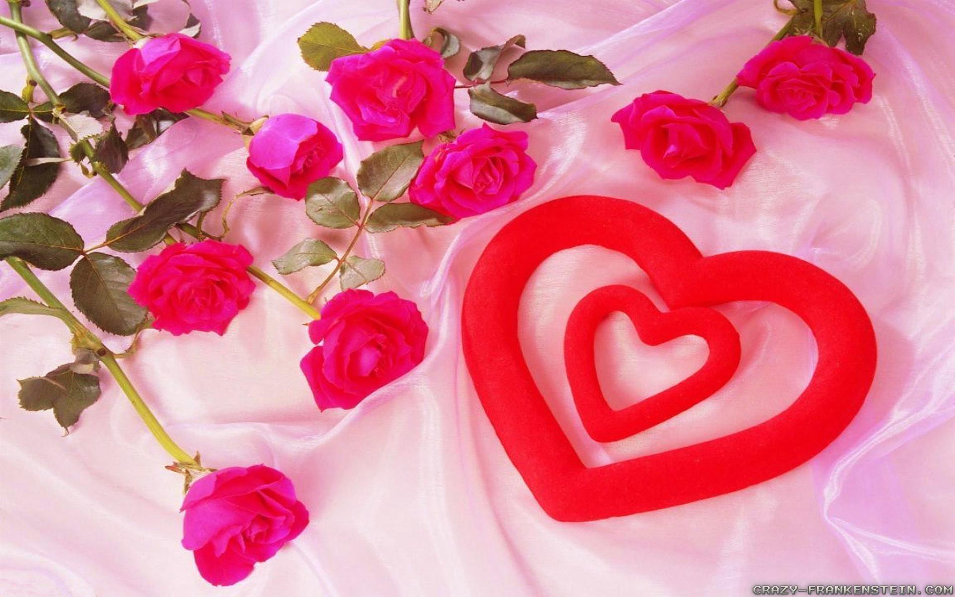 Love Flower Wallpaper 48 Images