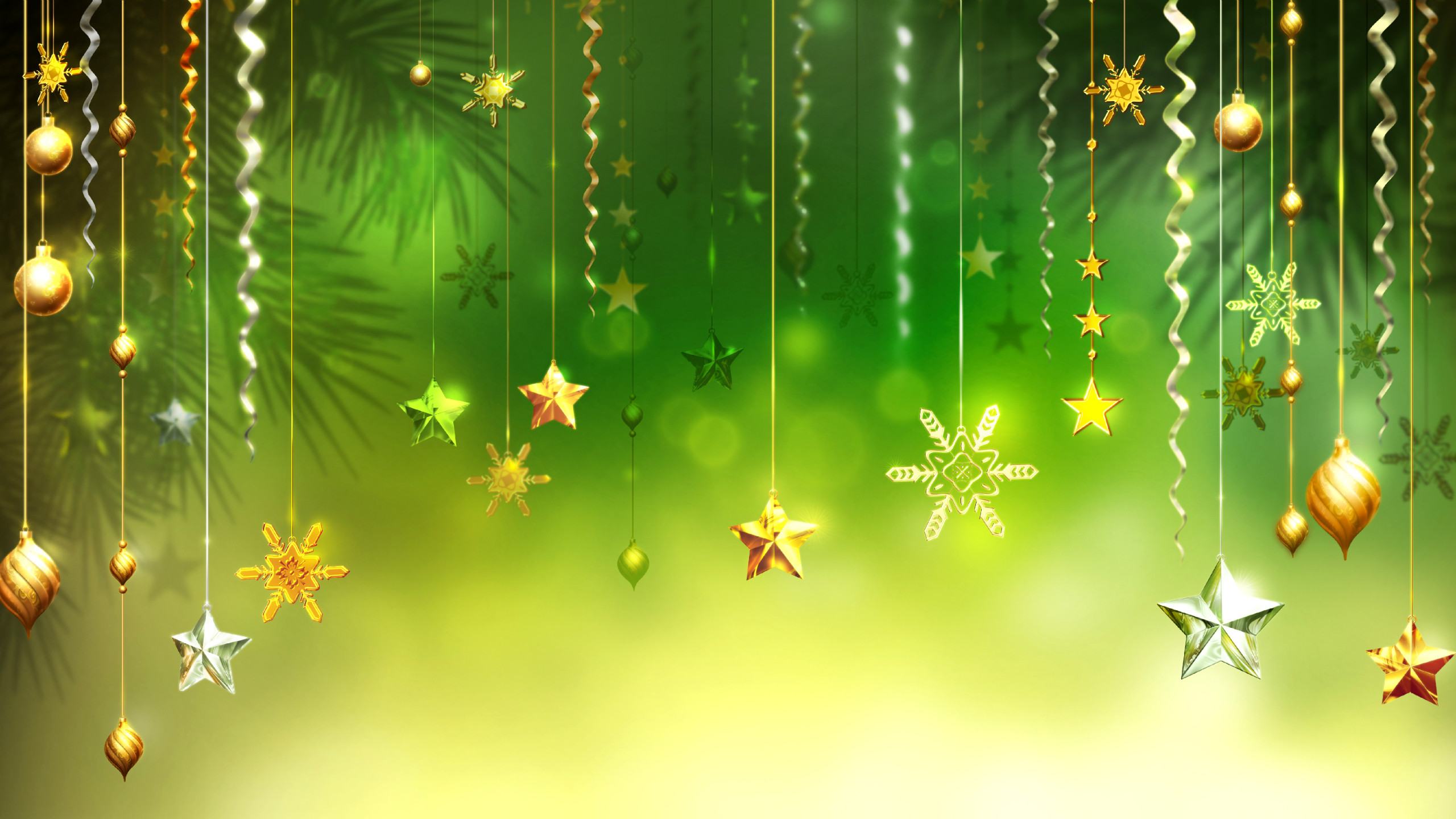 2560x1440 Christmas Wallpaper 47841