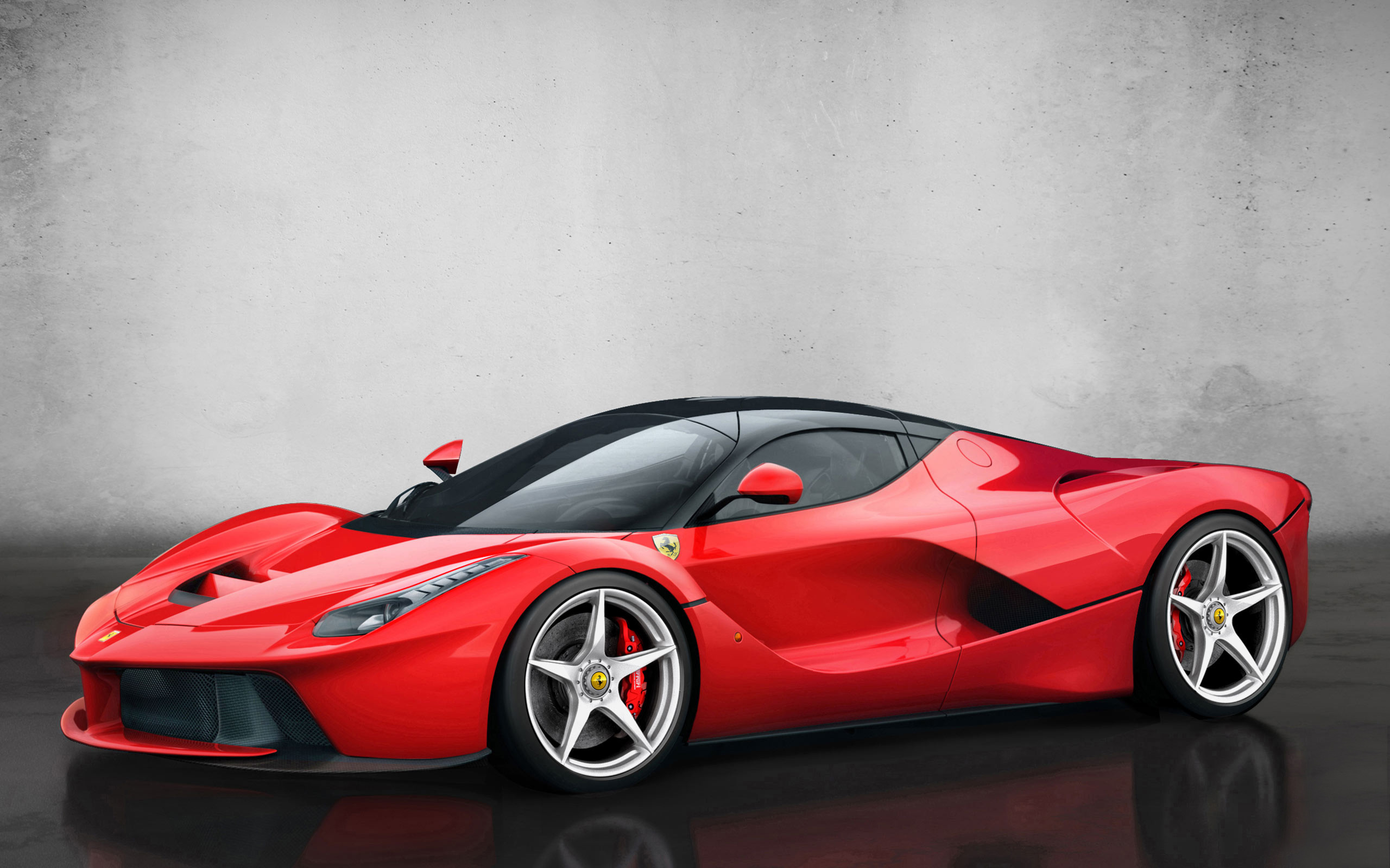 La ferrari wallpaper