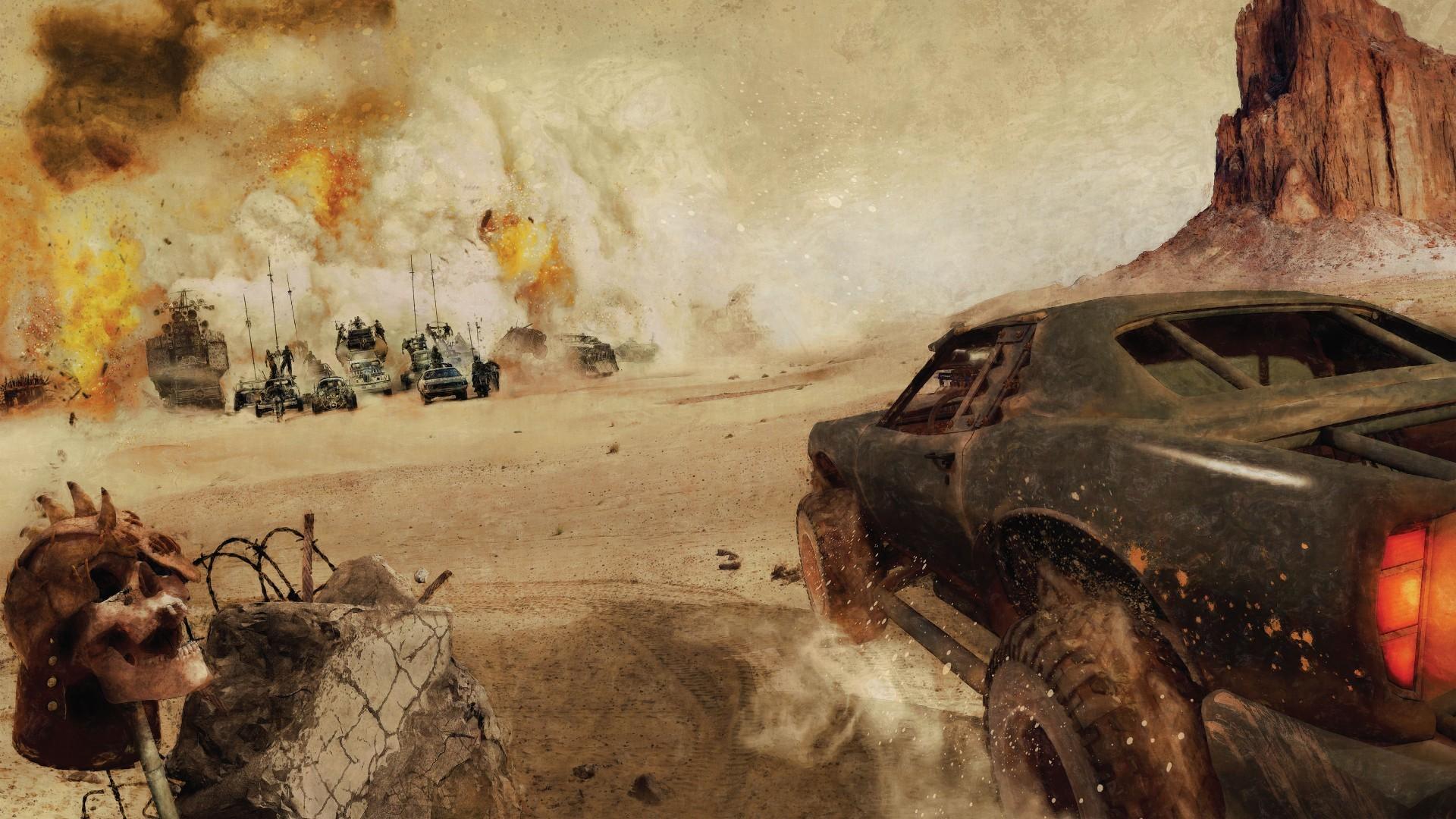 Monstercat Mad Cat (Mad Max) Wallpaper by JovicaSmileski