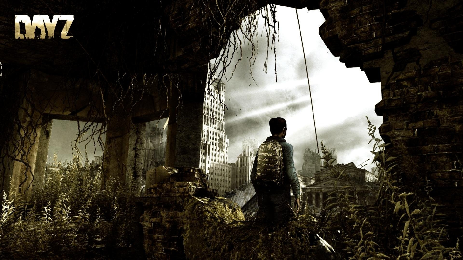Zombies Wallpaper 1920x1080 Zombie Apocalypse Wall...