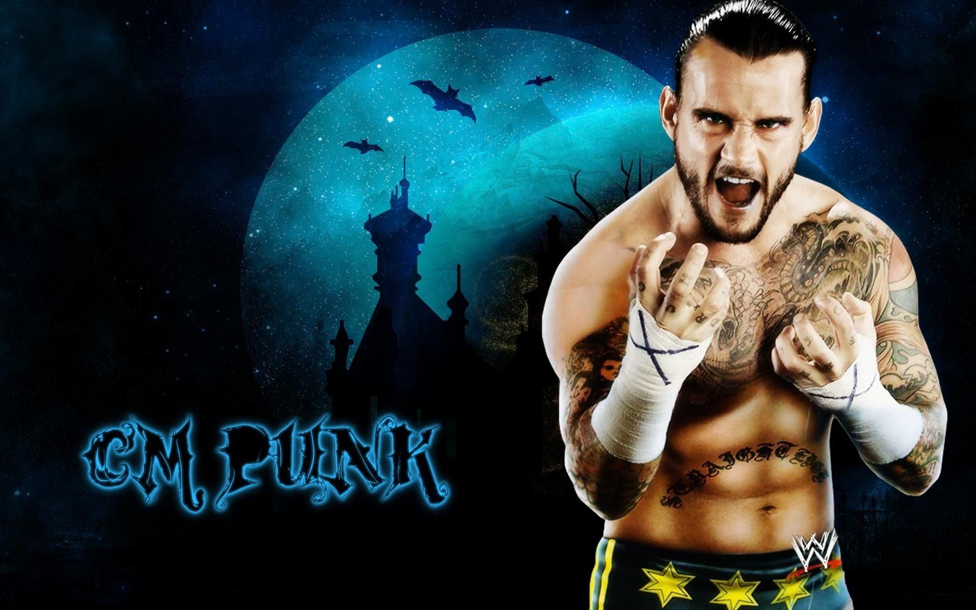 1920x1200 WWE Cm Punk Wallpapers 2015 - Wallpaper Cave