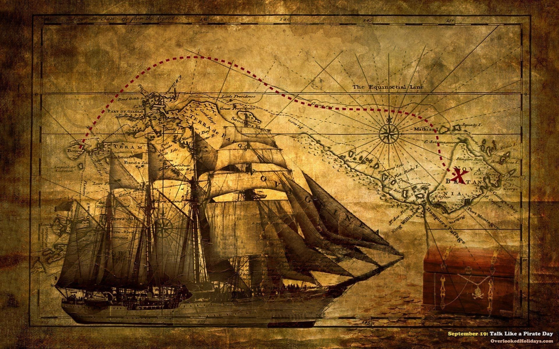 1920x1200  Pirate ship wallpaper Backgrounds · Pirate Wallpaper | Best .
