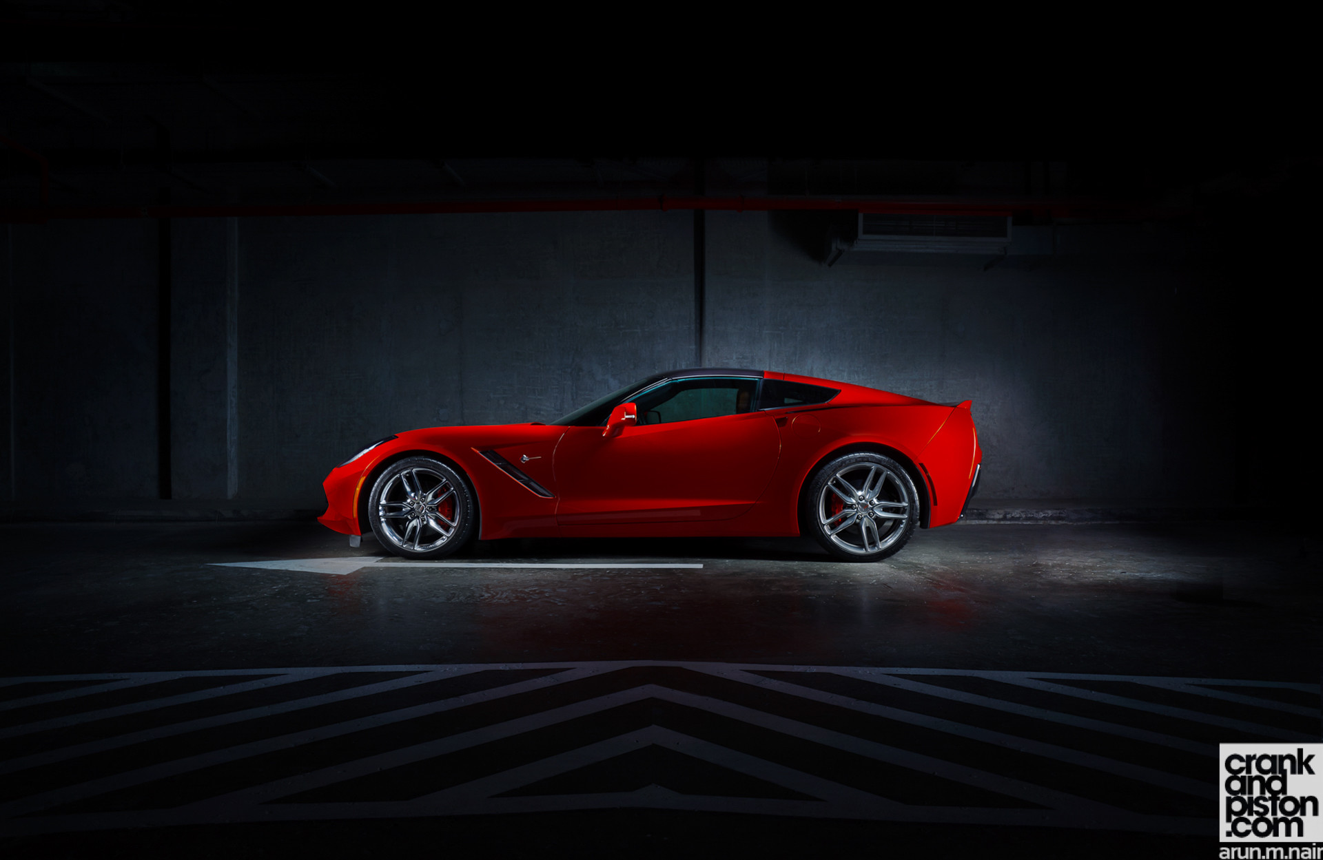 1920x1249 ... Corvette C7 Stingray Wallpaper-07 ...