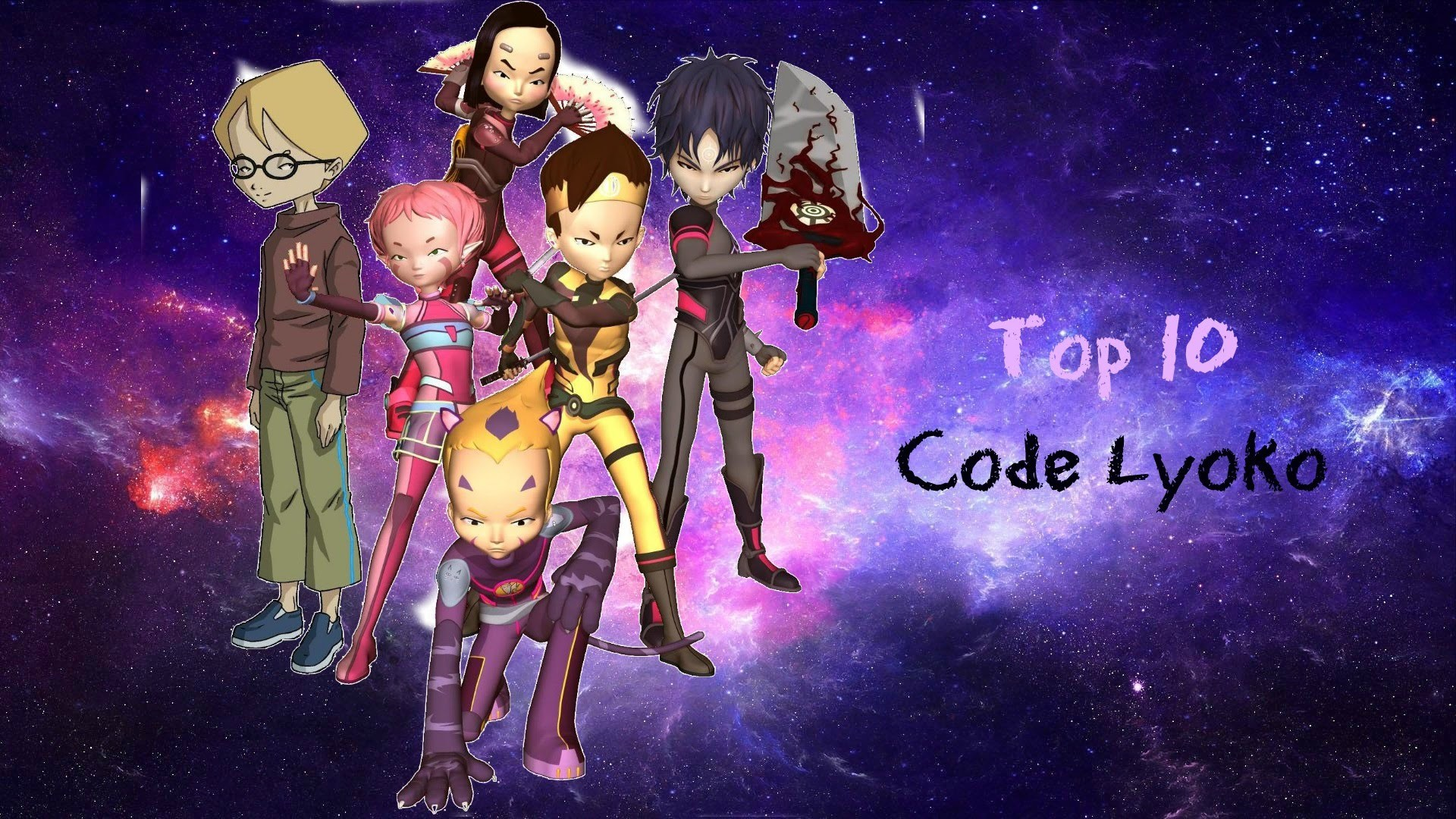 code lyoko wallpapers 80 images