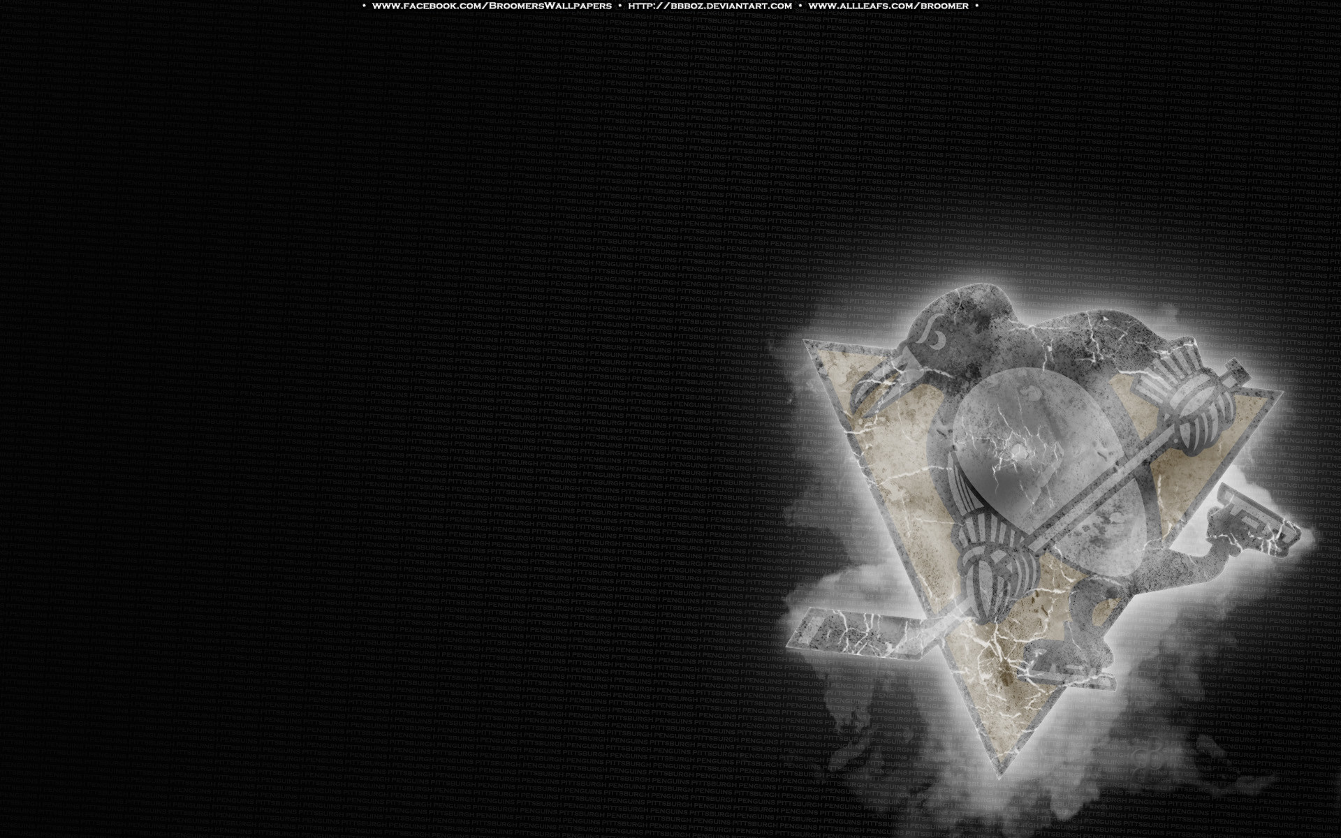 1920x1200 Pittsburgh Penguins Ice by bbboz Pittsburgh Penguins Ice by bbboz