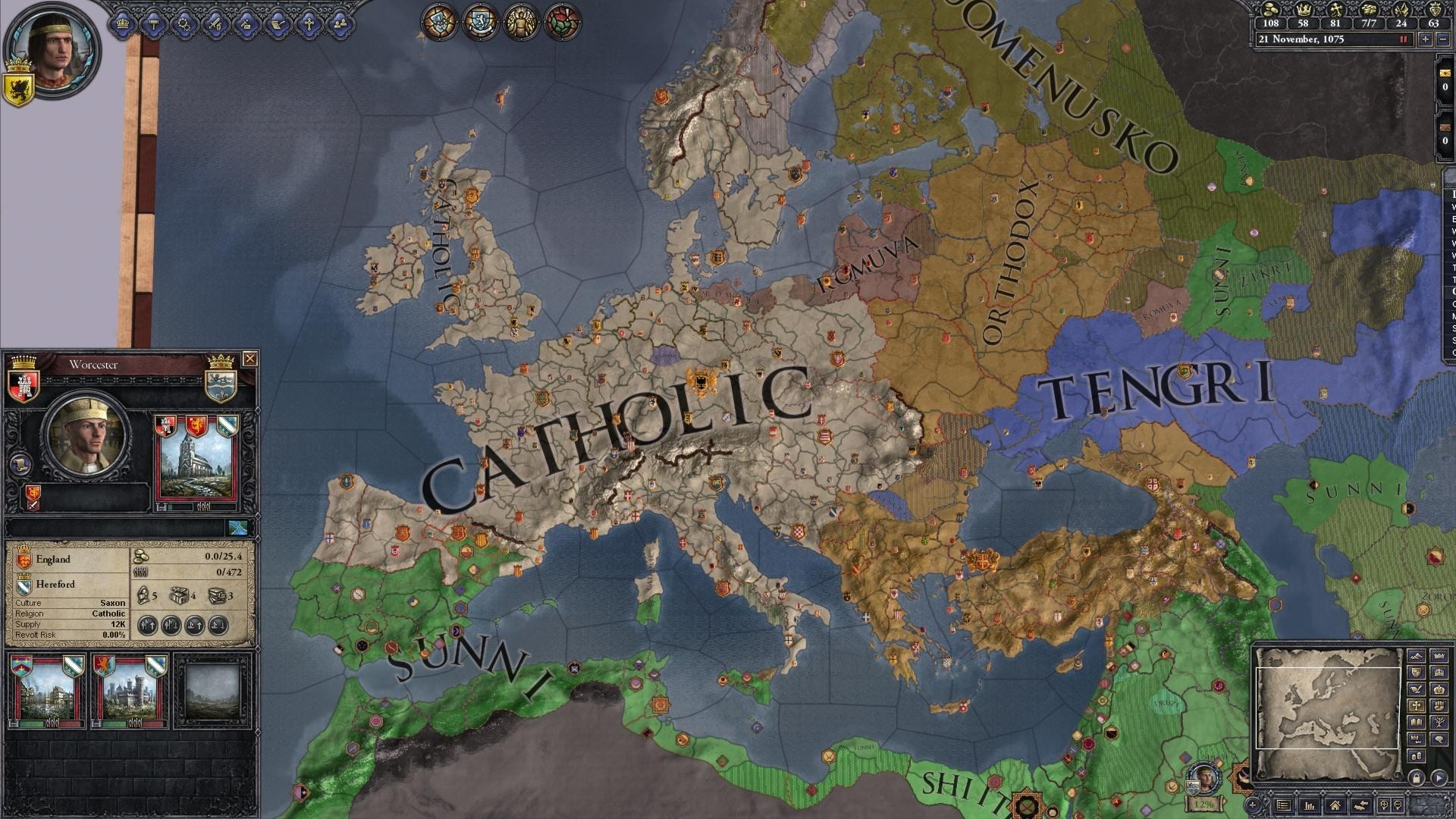 Crusader Kings 2 Wallpaper (87+ images)